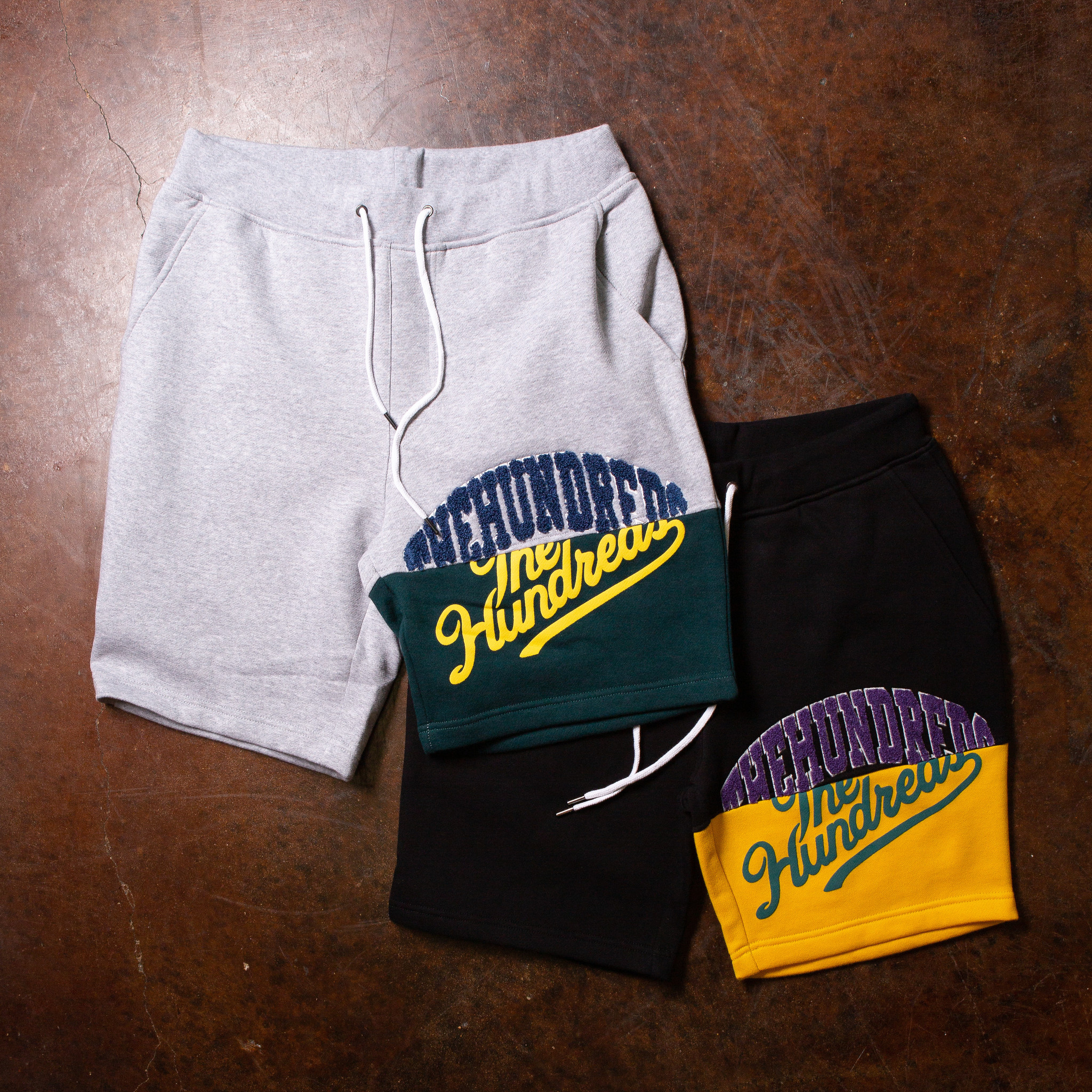 The Hundreds Union Sweat-shorts