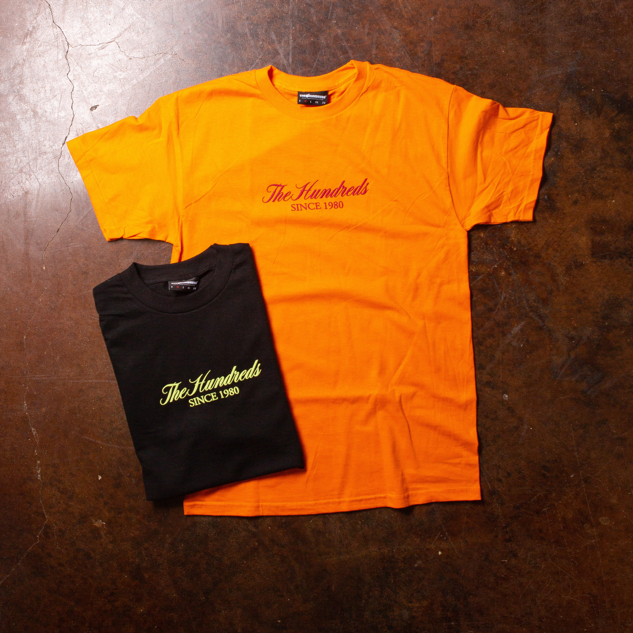 The Hundreds Rich Puff Tee