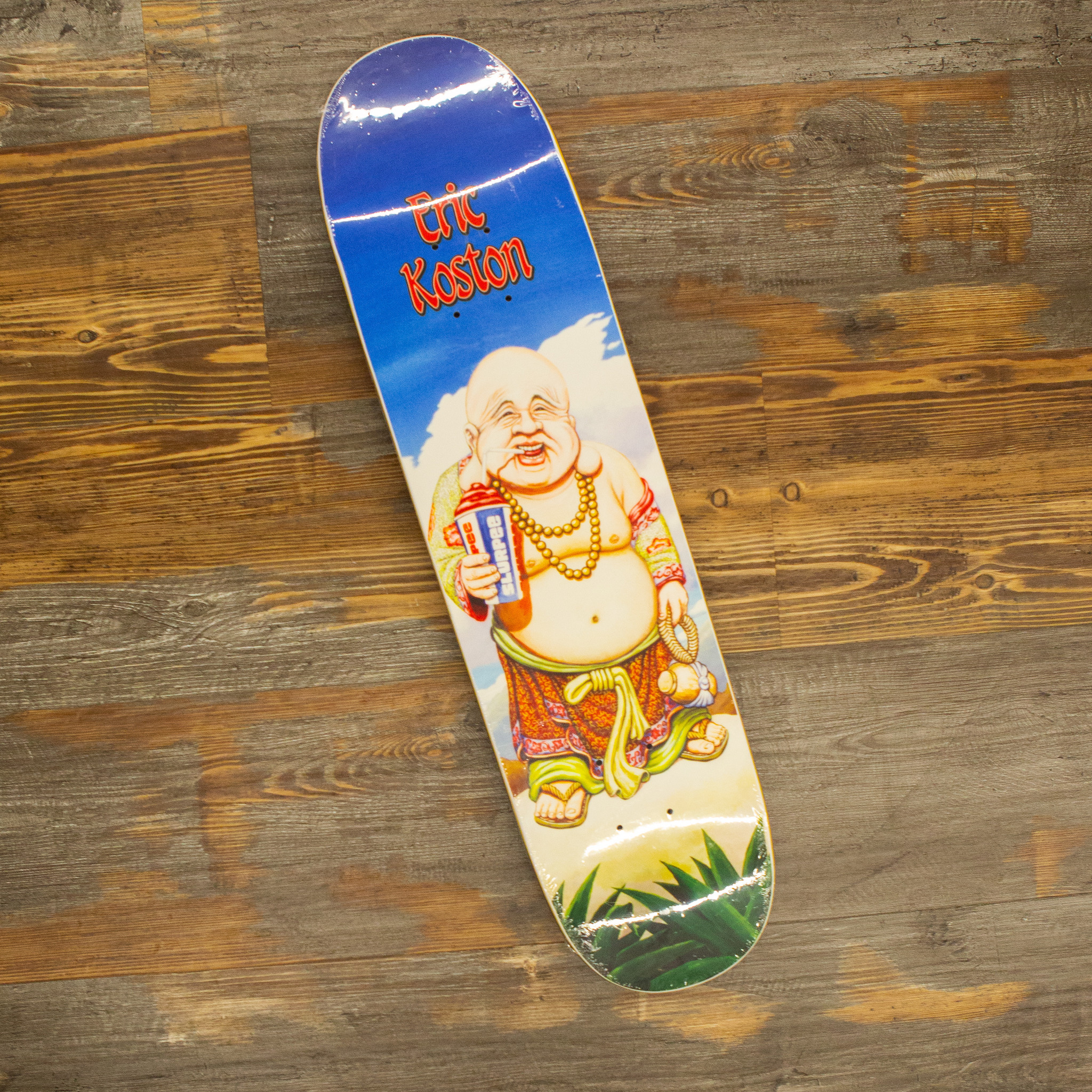 101 Eric Koston Buddha Re-Issue