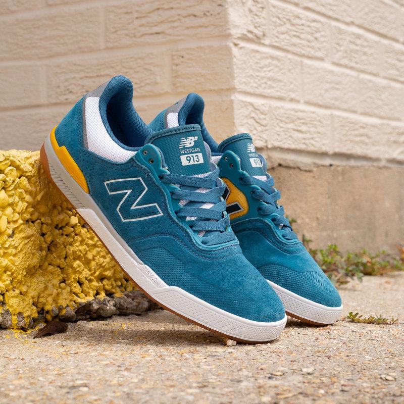 New Balance 913 Brandon Westgate blue/yellow