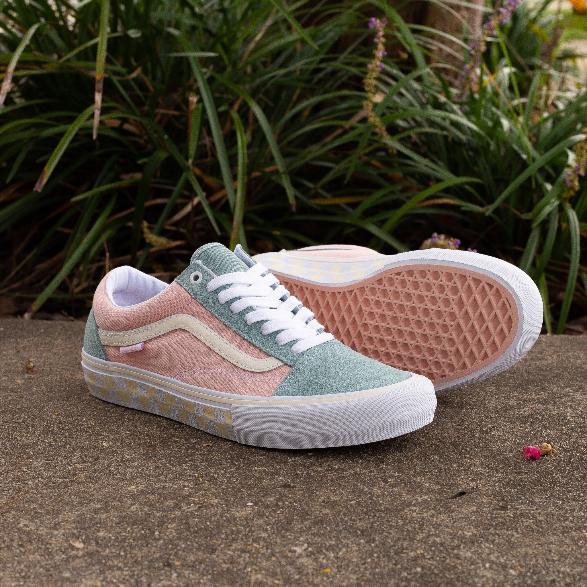 Vans Vans Old Skool Pro Peach/Washout