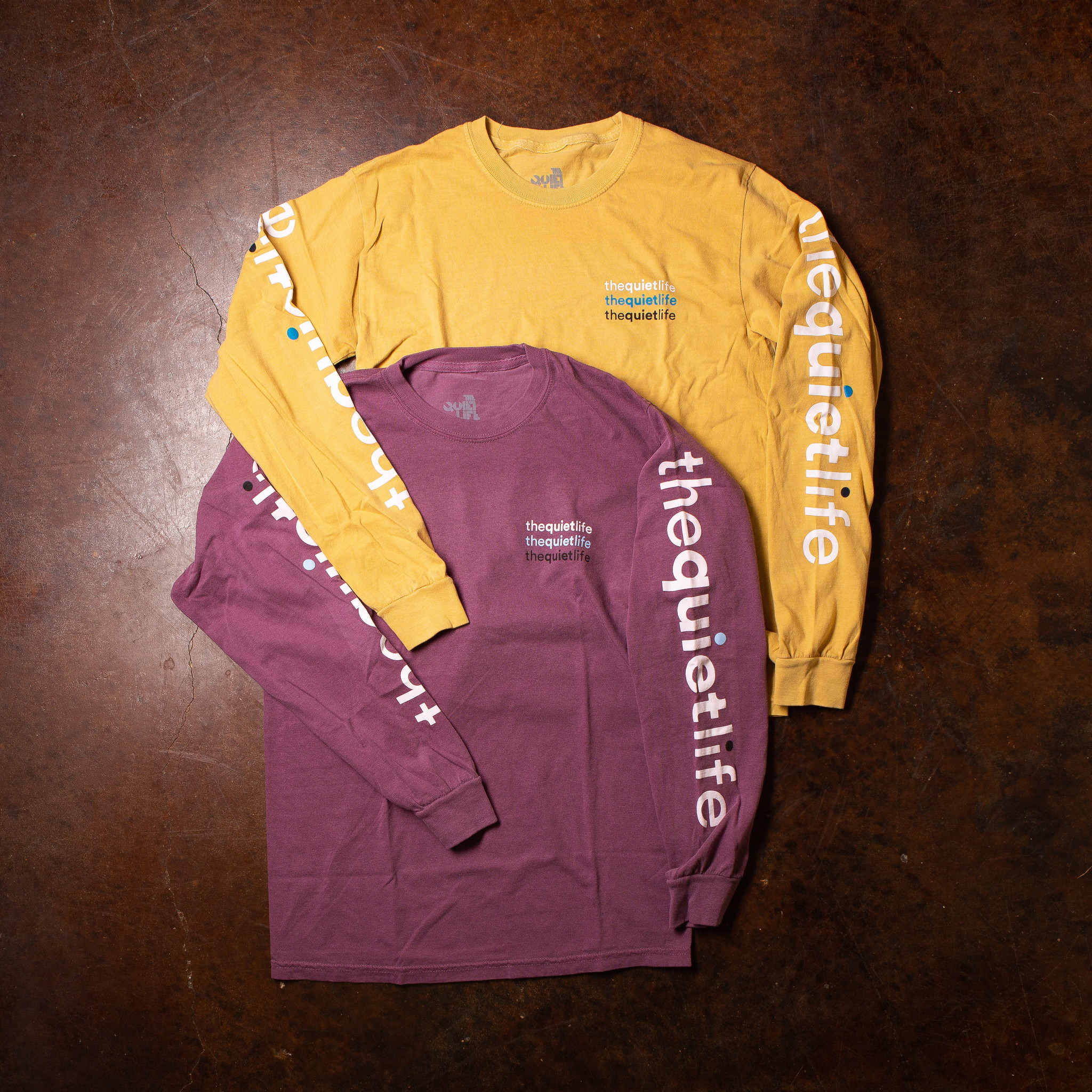 The Quiet Life The Quiet Life Origin Long Sleeve Pigment Dyed