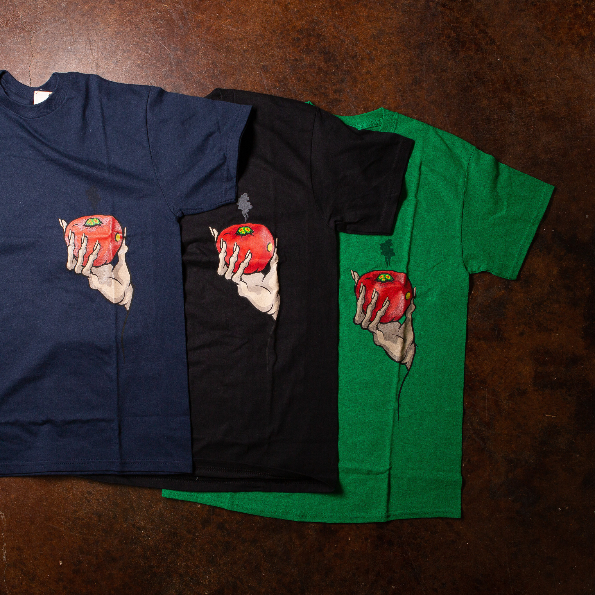 Strangelove Apple Tee