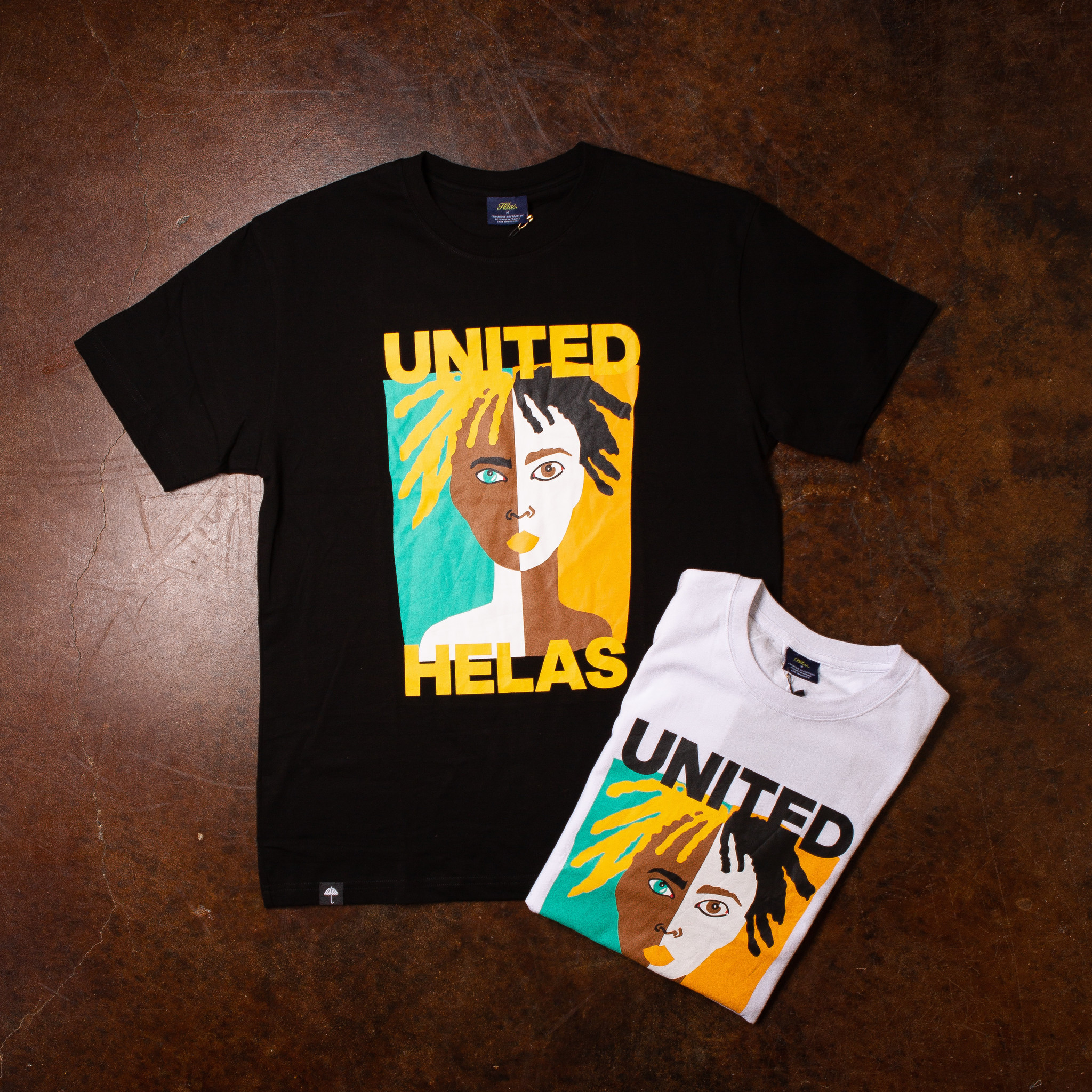 Helas United Tee