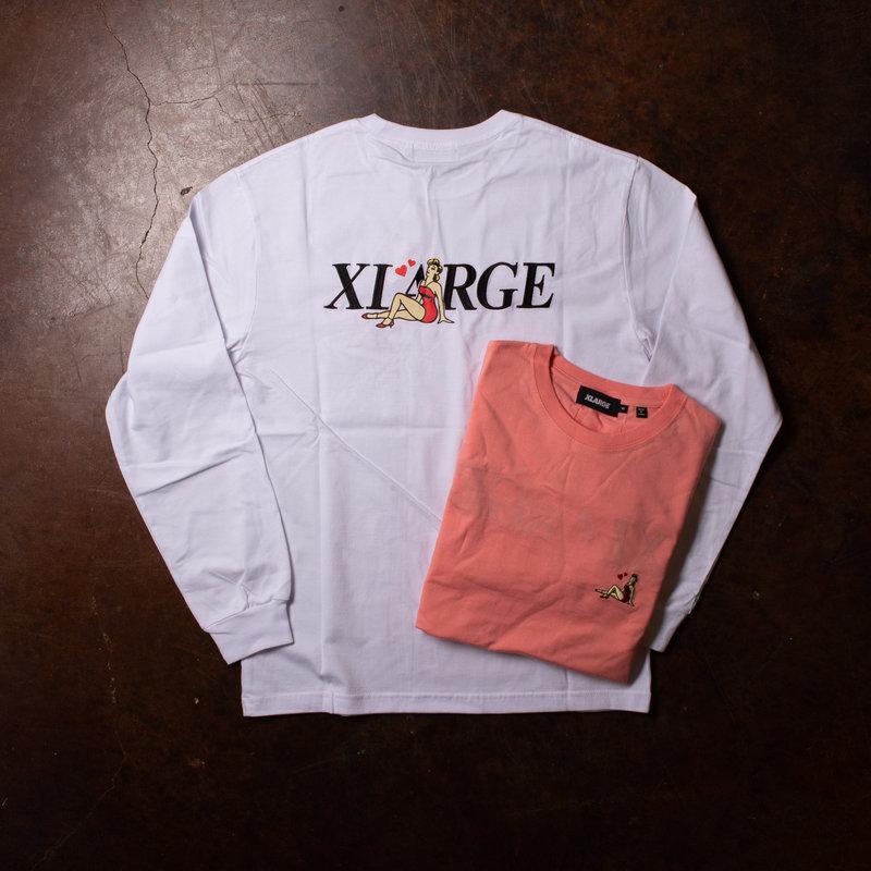 XLarge Alone Tee L/S