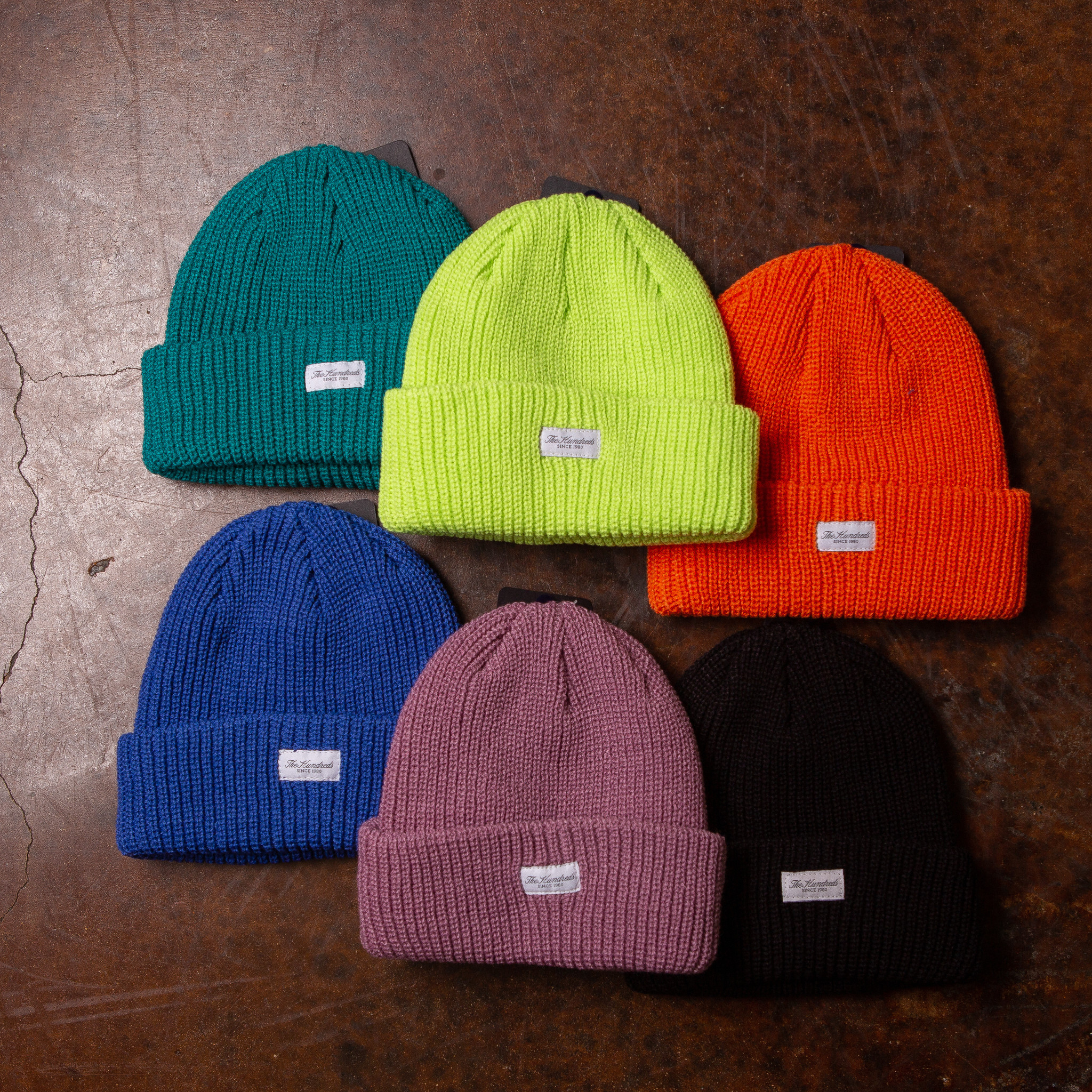 The Hundreds Crisp F20 Beanie