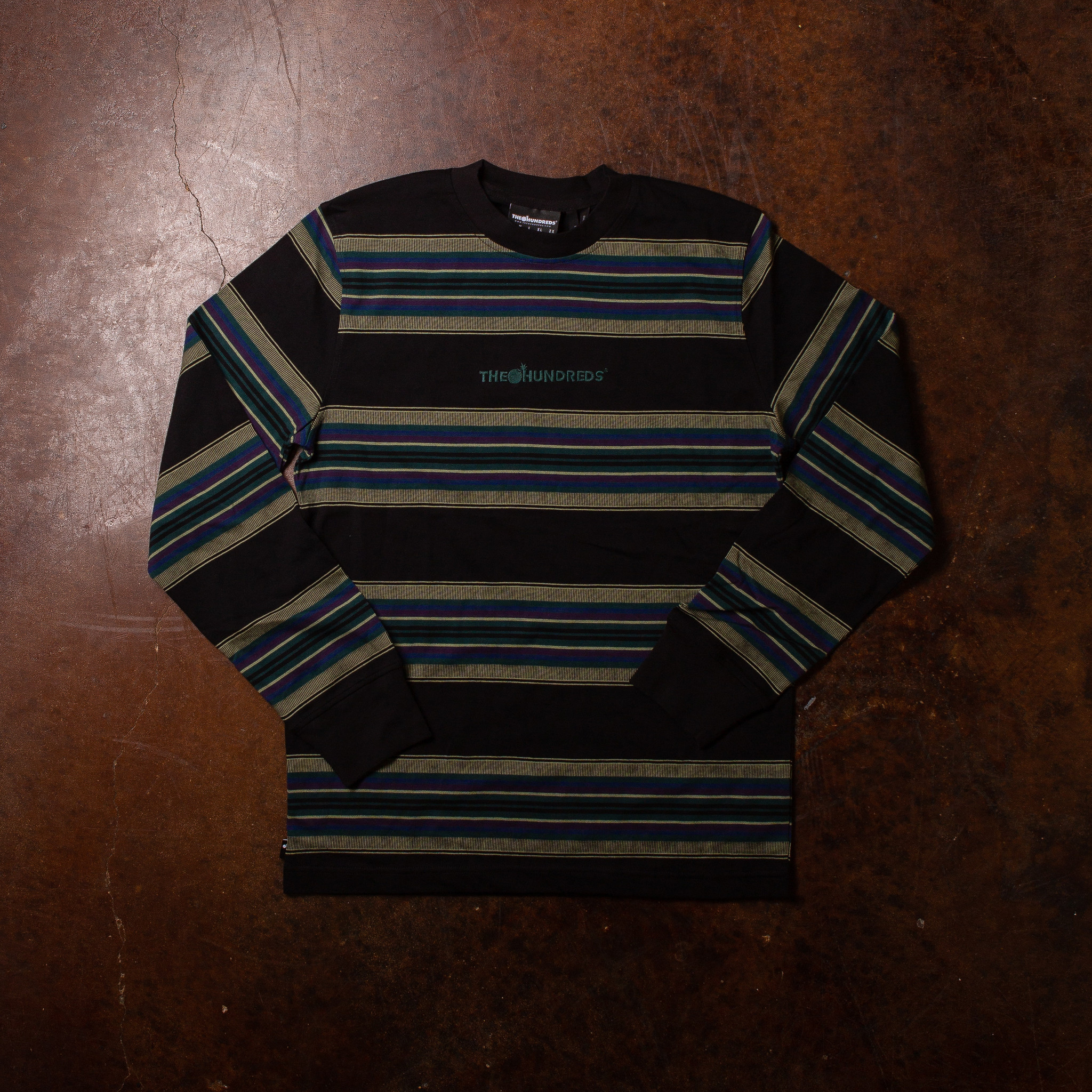 The Hundreds Valley Long  Sleeve
