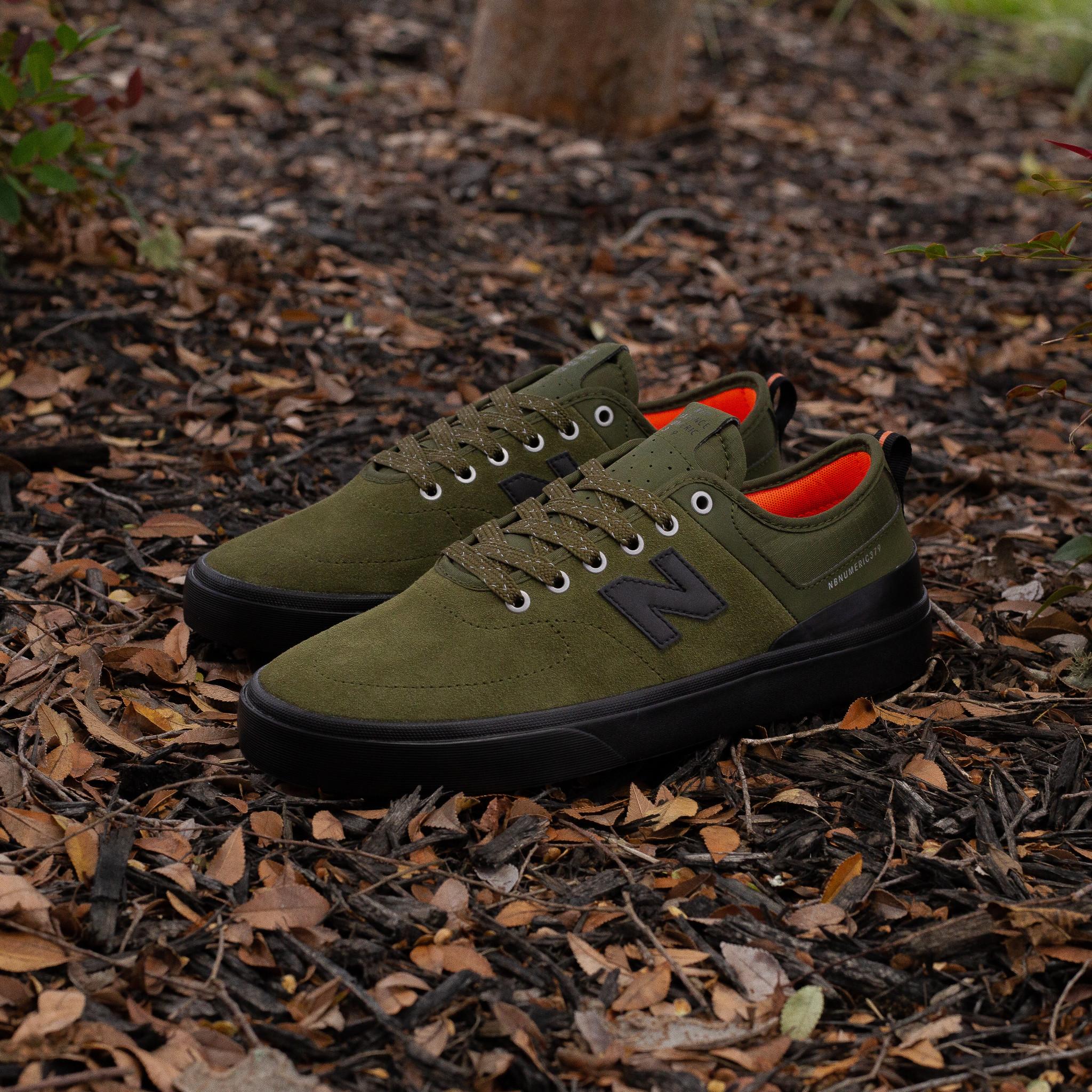 New Balance New Blance 379 olive/black