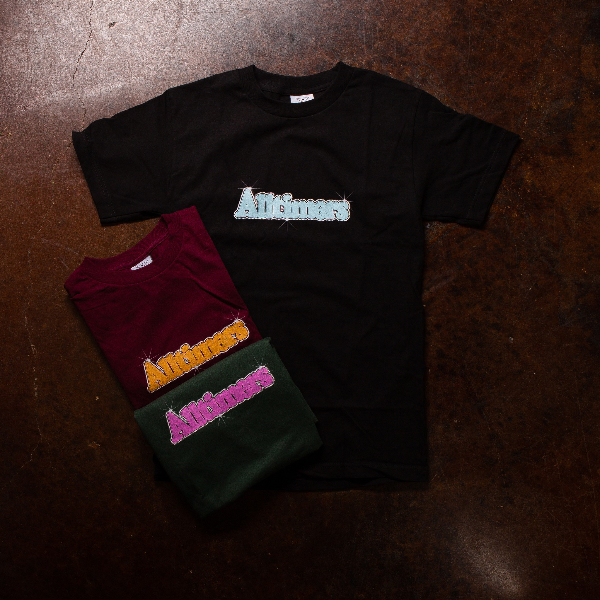 Alltimers Broadway Logo Tee