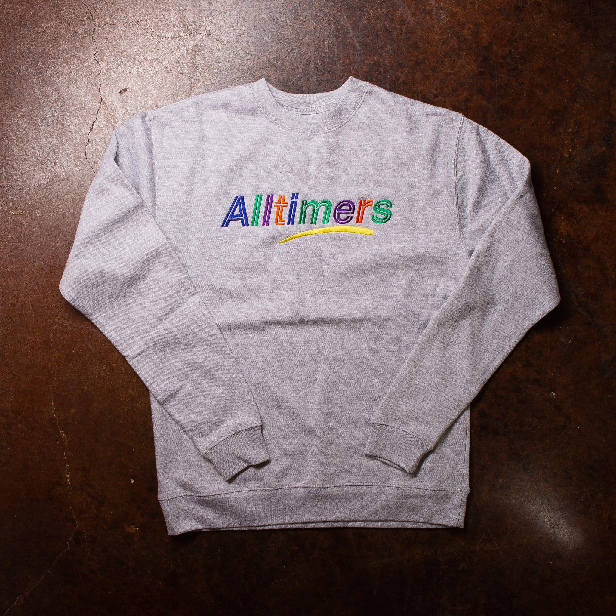 Alltimers Embroidered Estate Crewneck