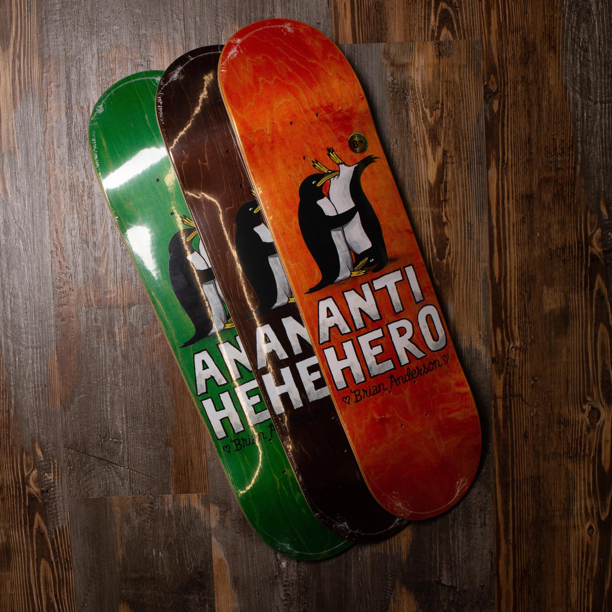 Anti Hero Anti Hero For Lovers Brian Anderson
