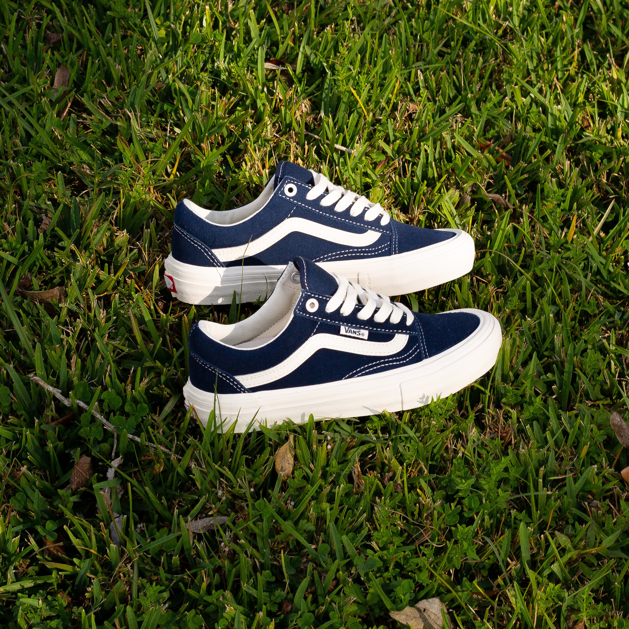 Vans Old Skool Pro Wrapped Navy/White