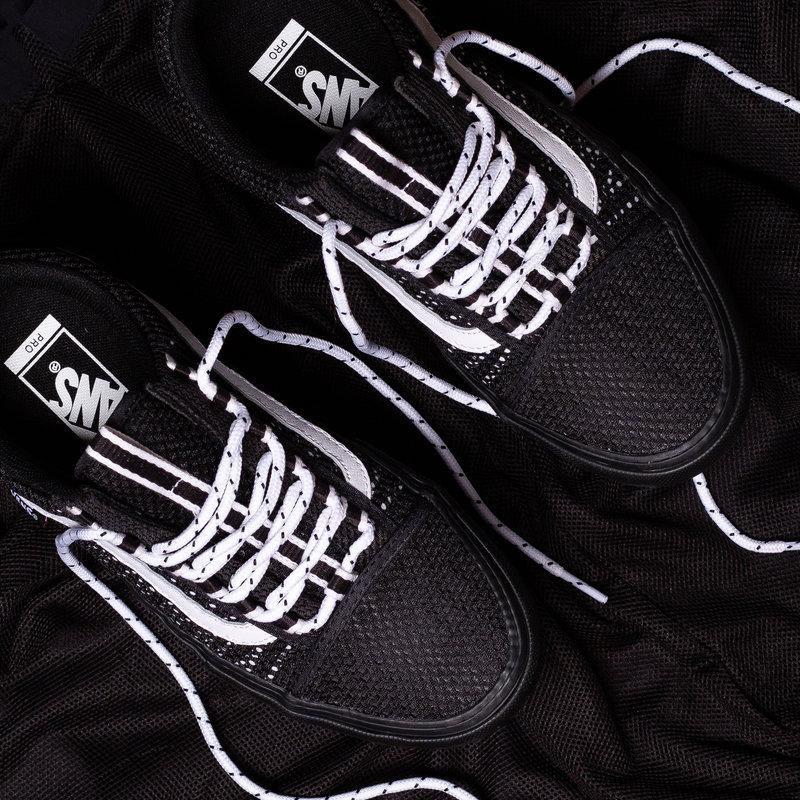 Vans Old Skool Pro Sport Black/White