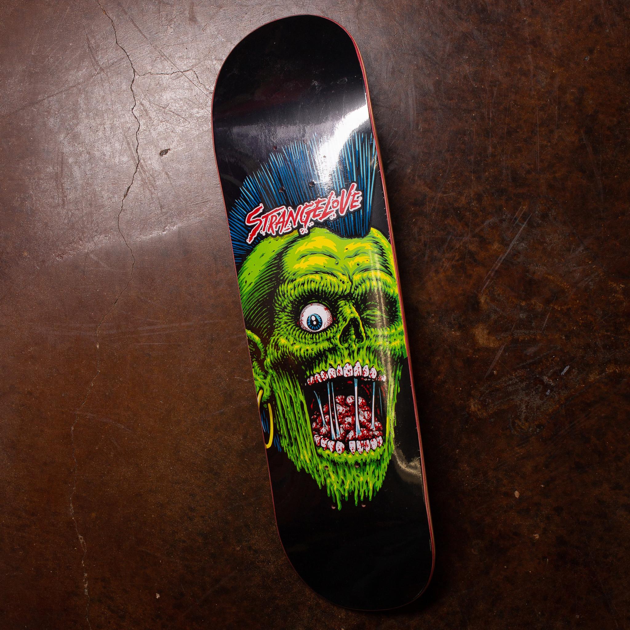 Strangelove Punk Ghoul Deck