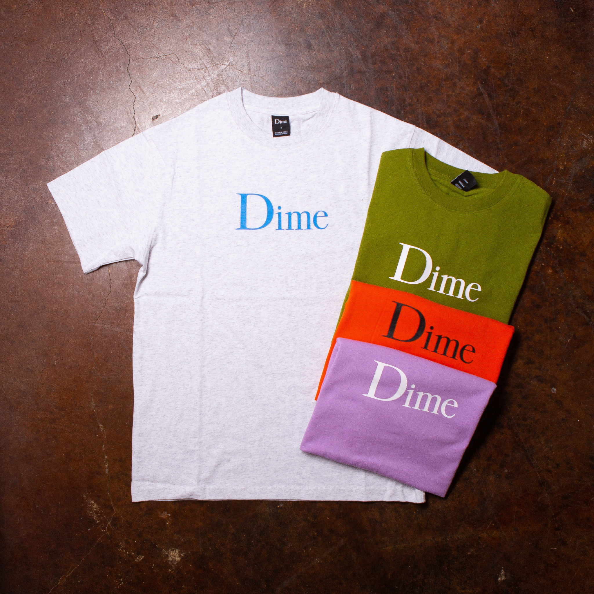 Dime DimeClassic Logo Tee