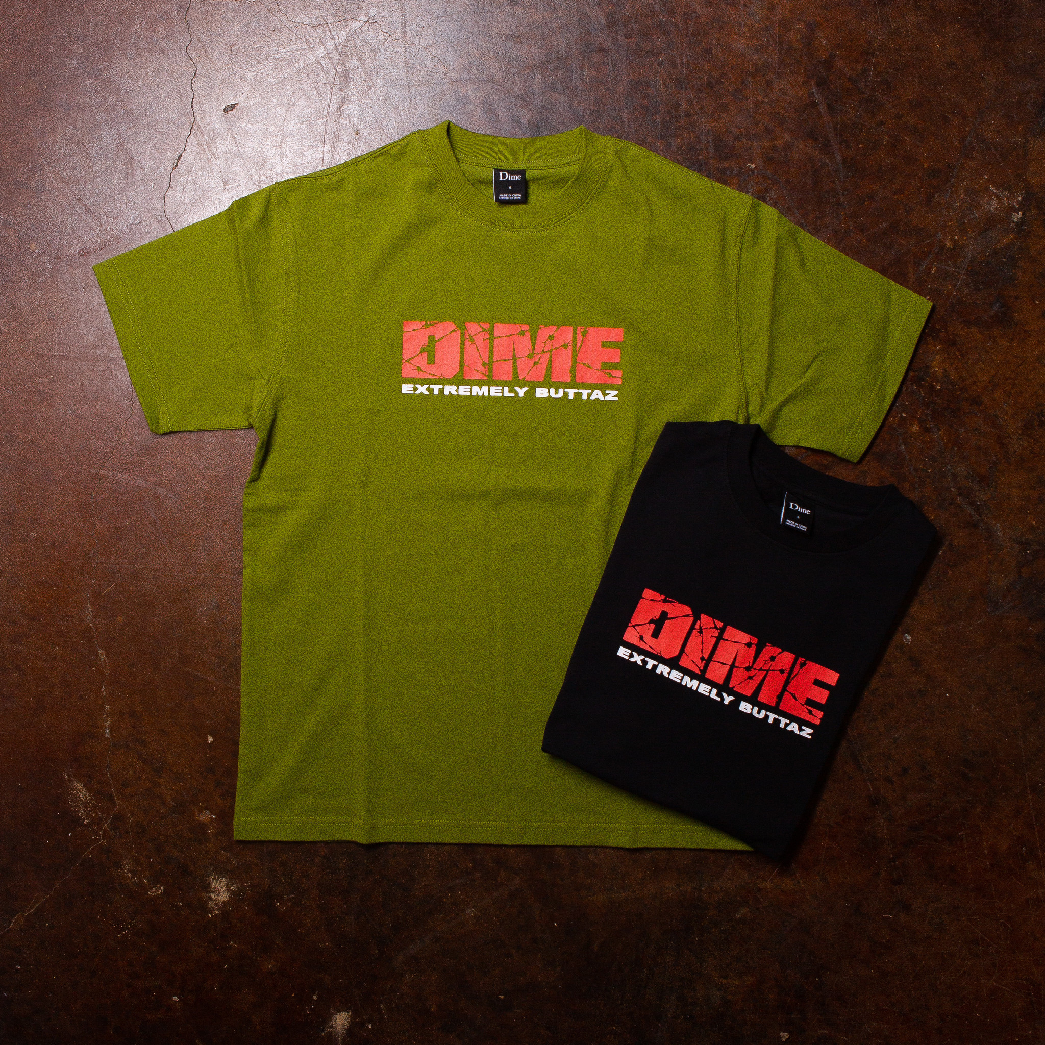 Dime Extremely Buttaz Tee