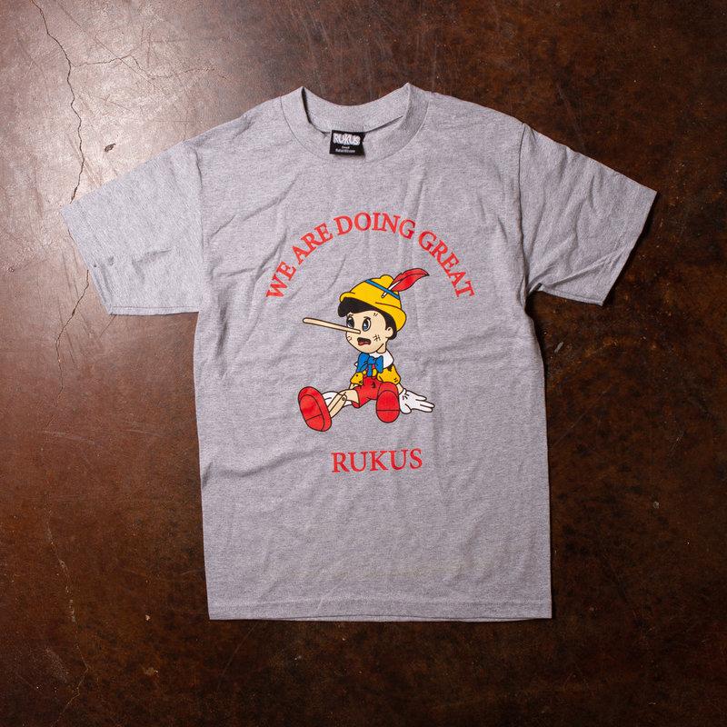 Rukus Pinocchio Tee