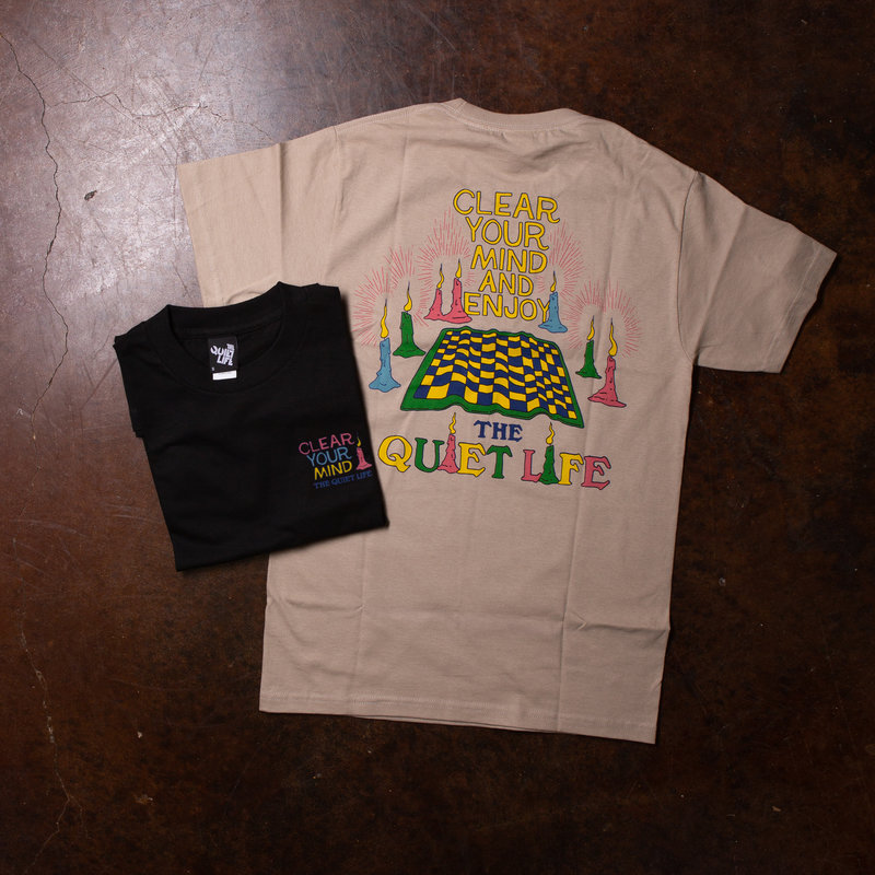The Quiet Life Clear Your Mind Tee