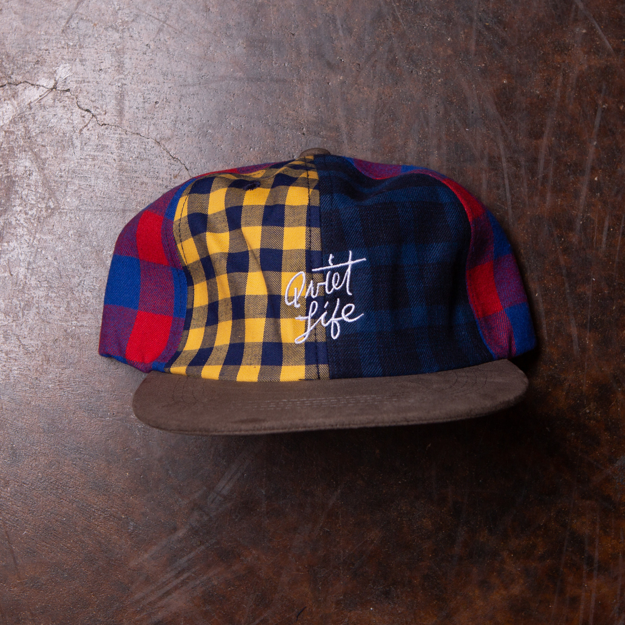 The Quiet Life Carpenter  Polo Hat Multi