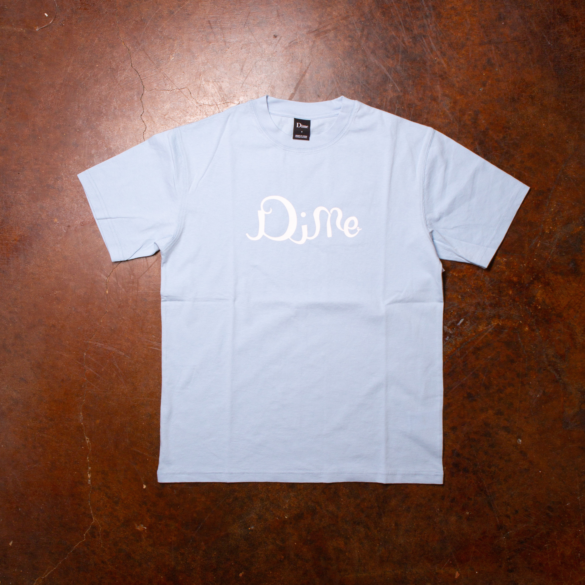 Dime Ritzy Tee Clear Blue
