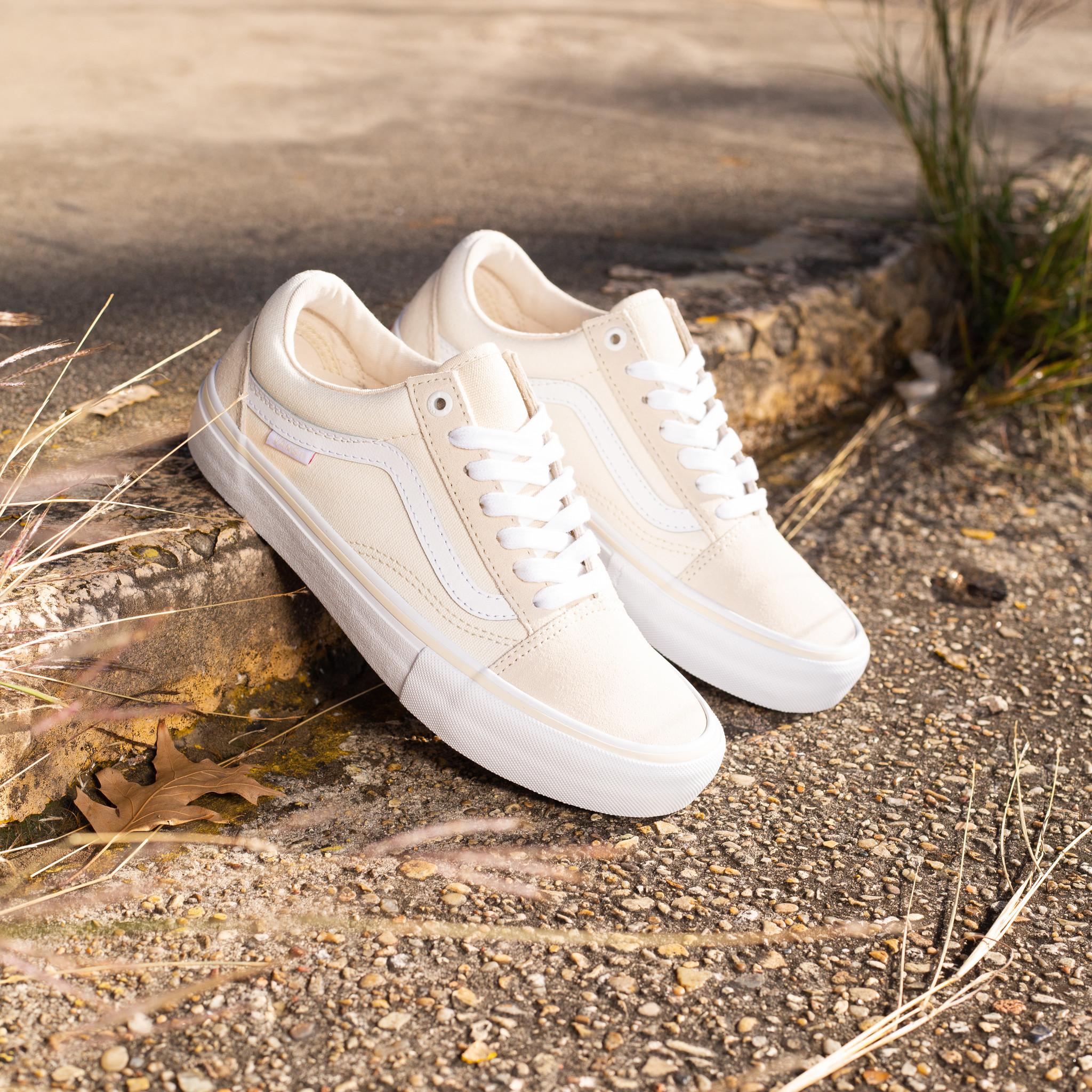 Vans Old Skool Pro Marshmallow/White