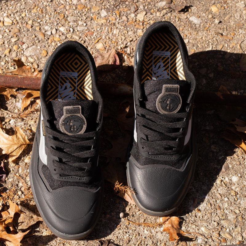 Vans Vans AVE Pro LTD FA Black Reflective