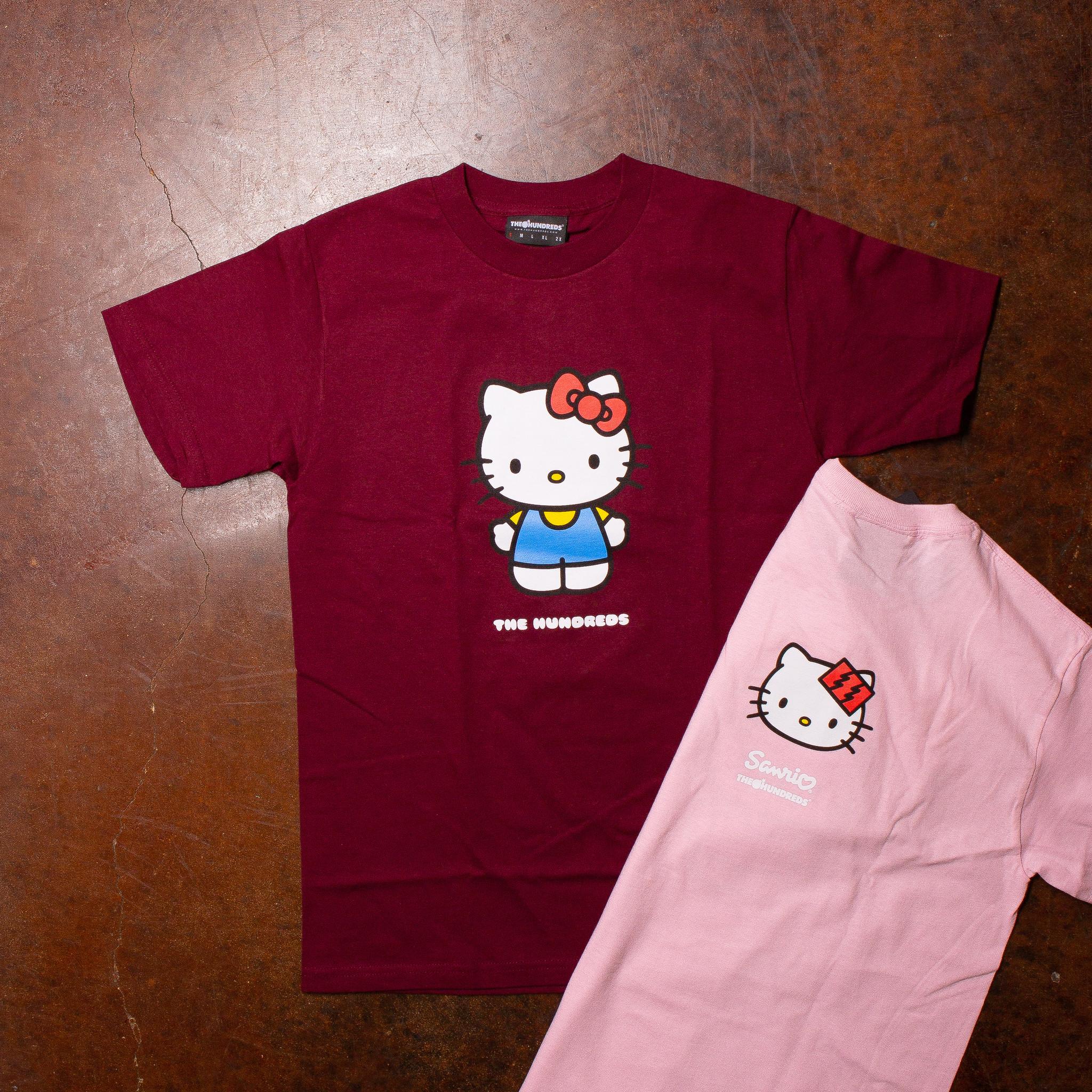 The Hundreds The Hundreds x Sanrio Hello Kitty Tee