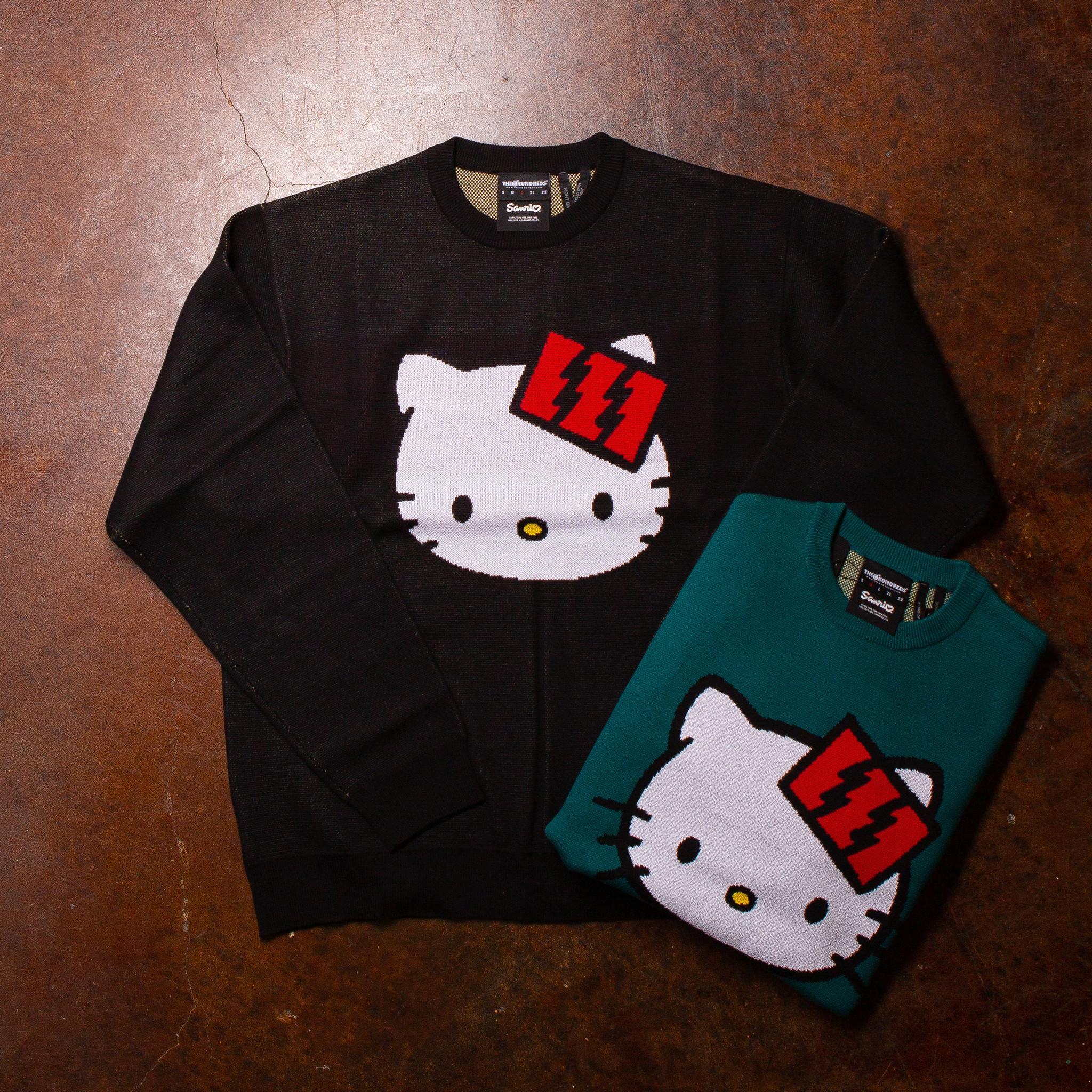 The Hundreds The Hundreds x Sanrio Hello Kitty Sweater