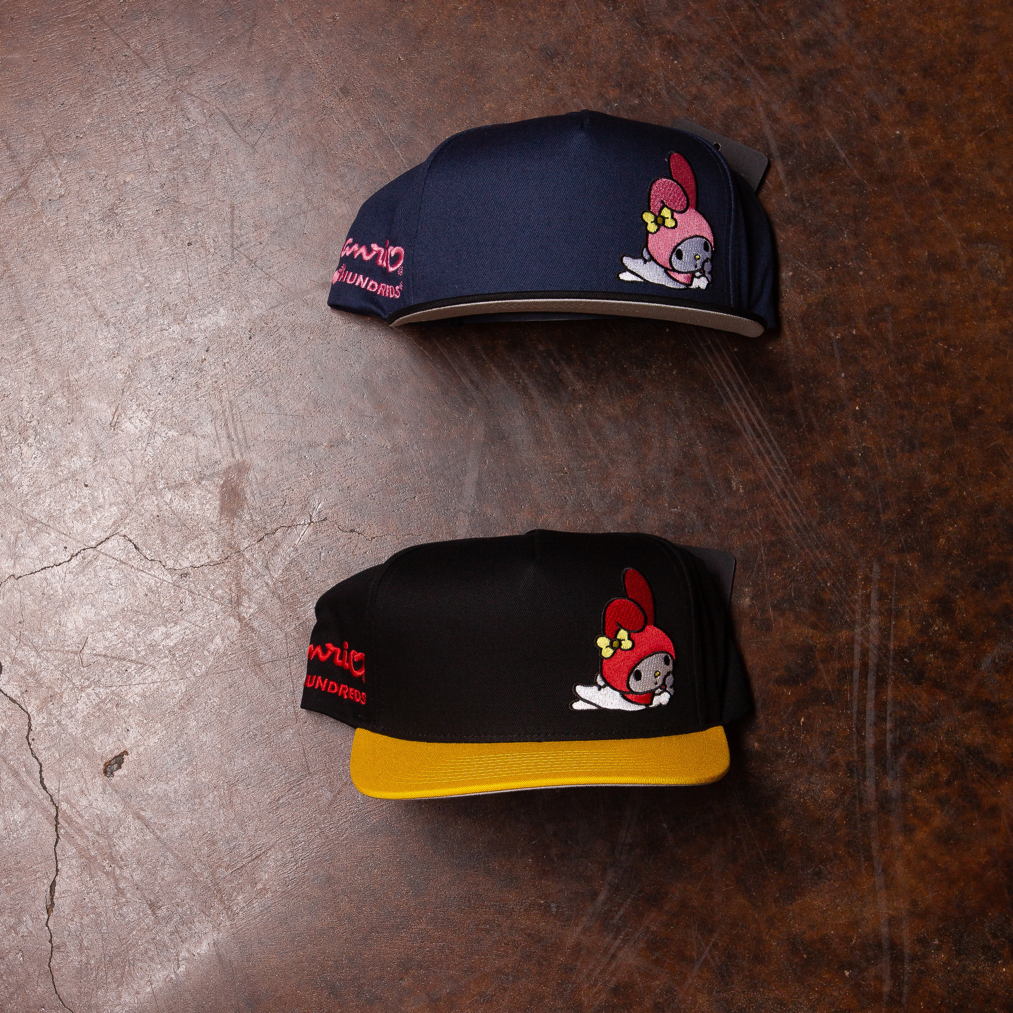 The Hundreds The Hundreds x Sanrio My Melody Snapback