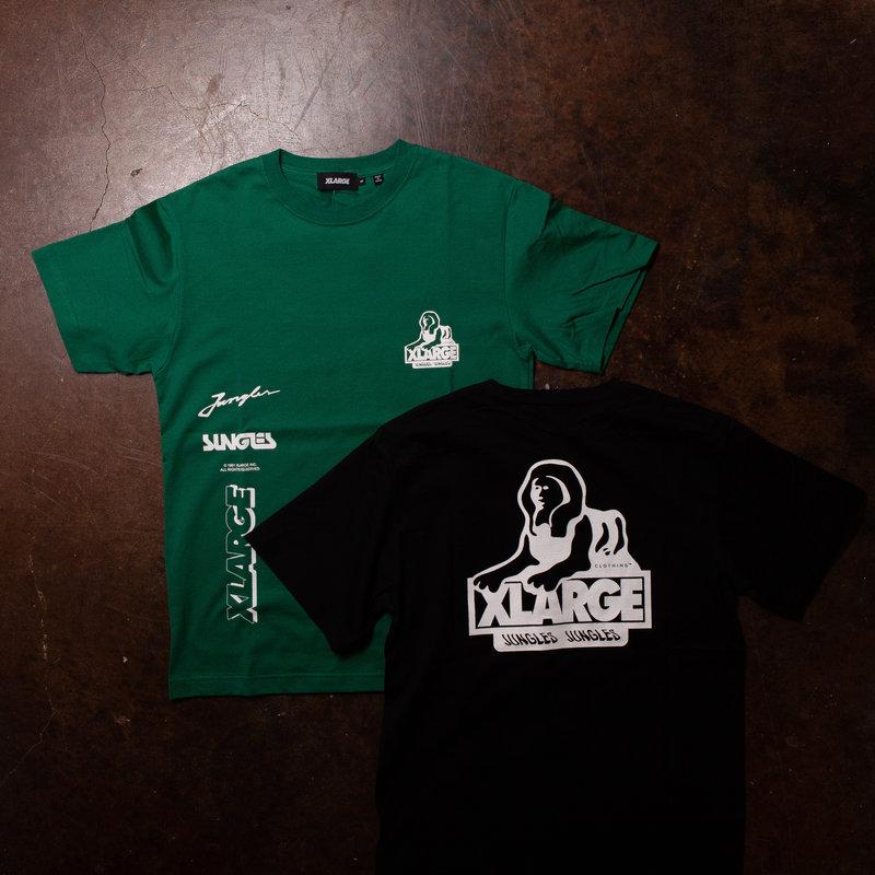 Jungles OG Sphinx Logo Tee