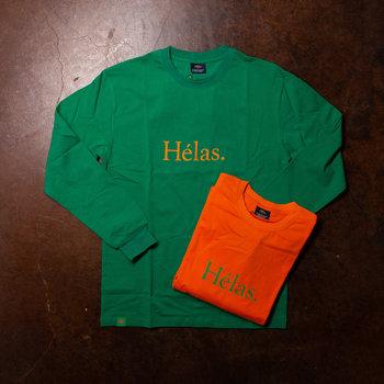 Helas Class LS Tee