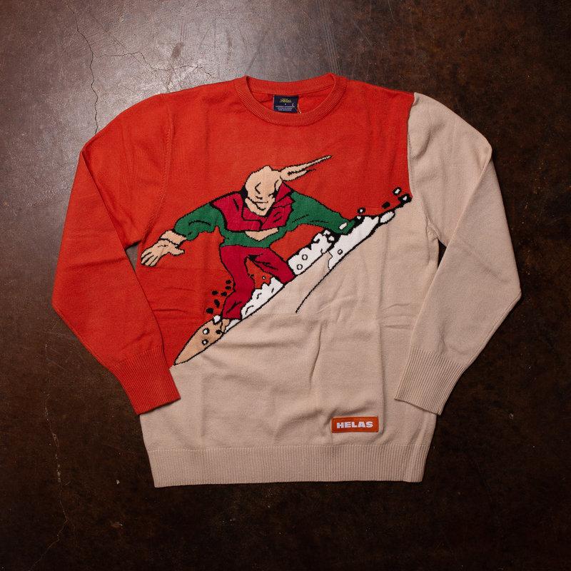 Helas Helas Himalaya Knit Sweater