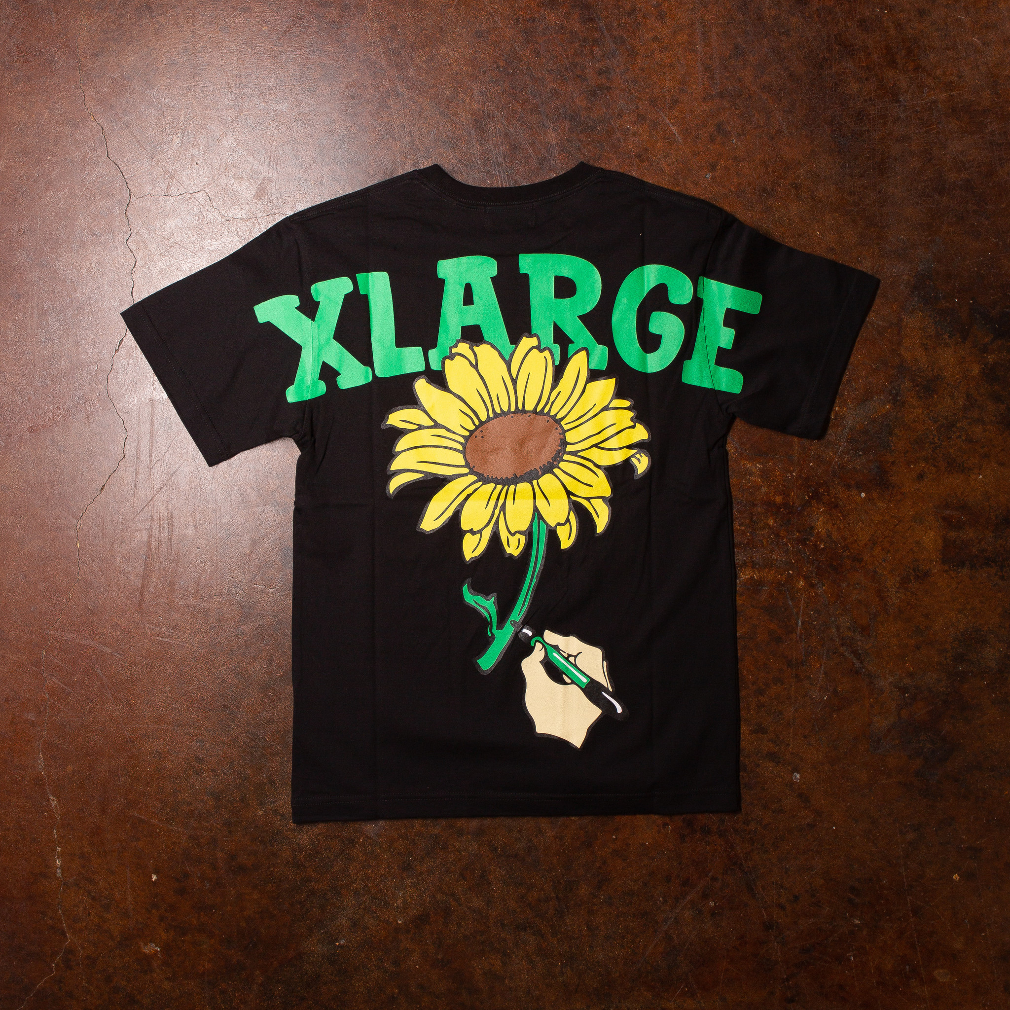 XLarge Sunflower Short Sleeve Tee