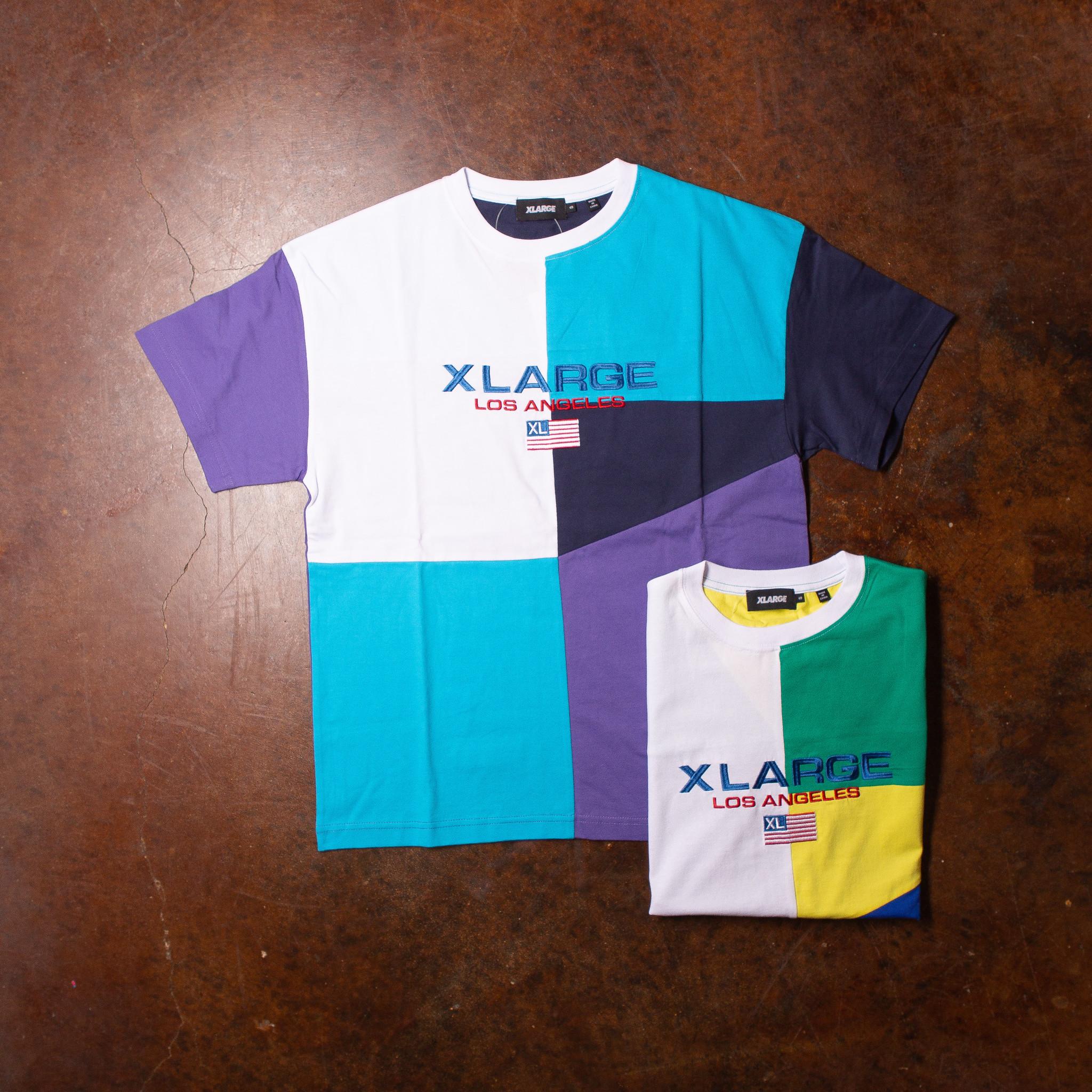 XLarge Panel Short Sleeve