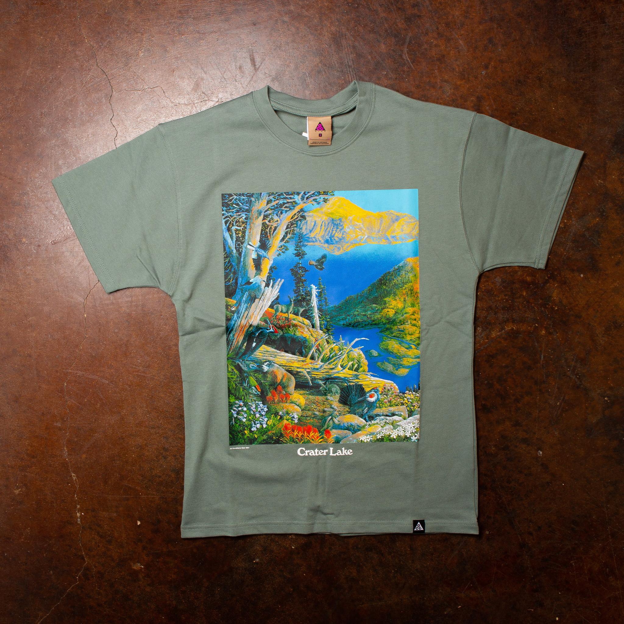 Nike ACG Crater Lake Shirt