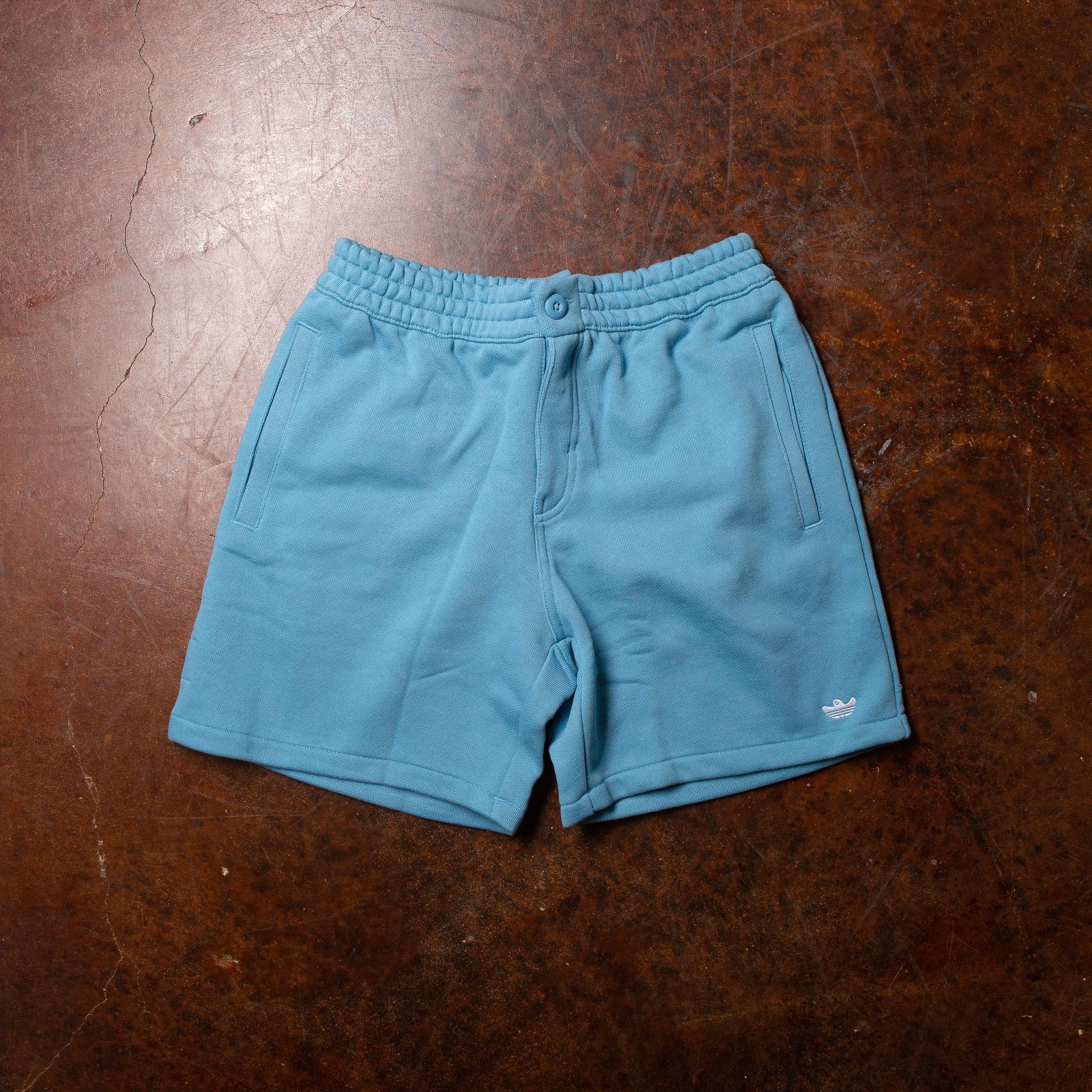 adidas Schmoo Shorts Hazy Blue