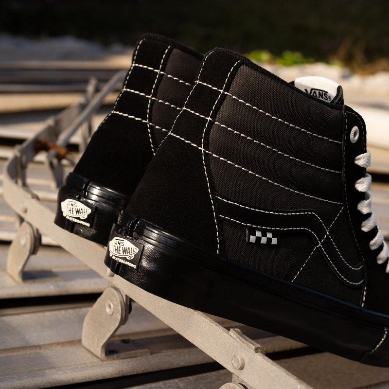 Vans Skate Sk8-Hi Black