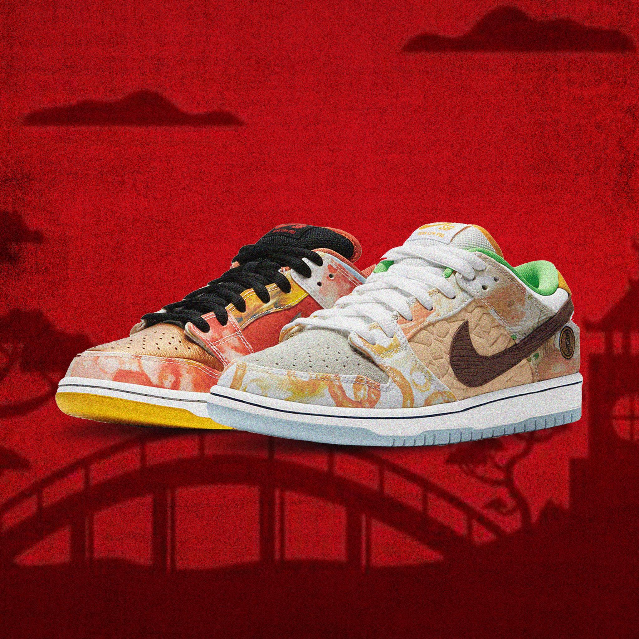Nike SB Nike SB Dunk Low 'Street Hawker'