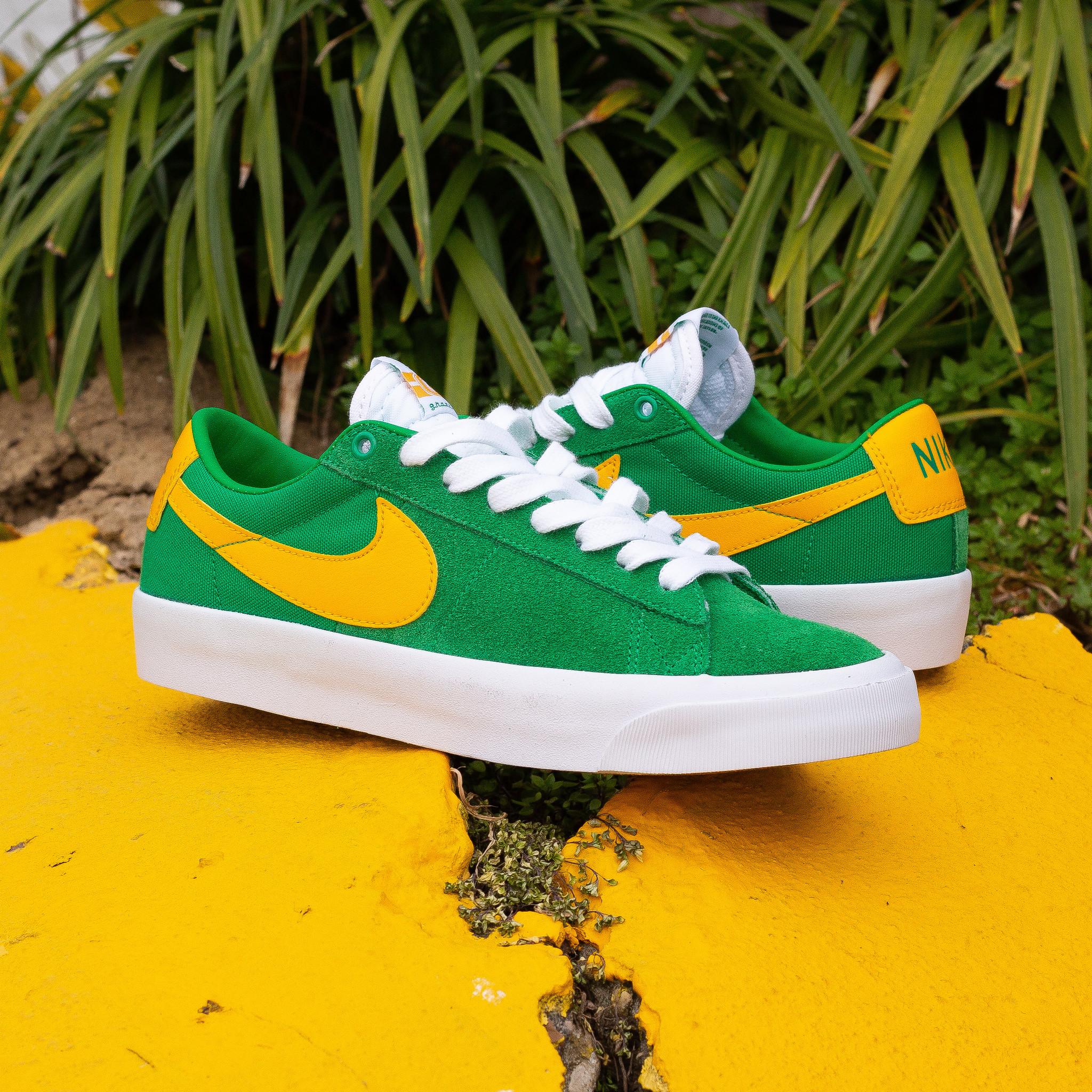 Nike SB Nike SB Blazer Low GT Lucky Green
