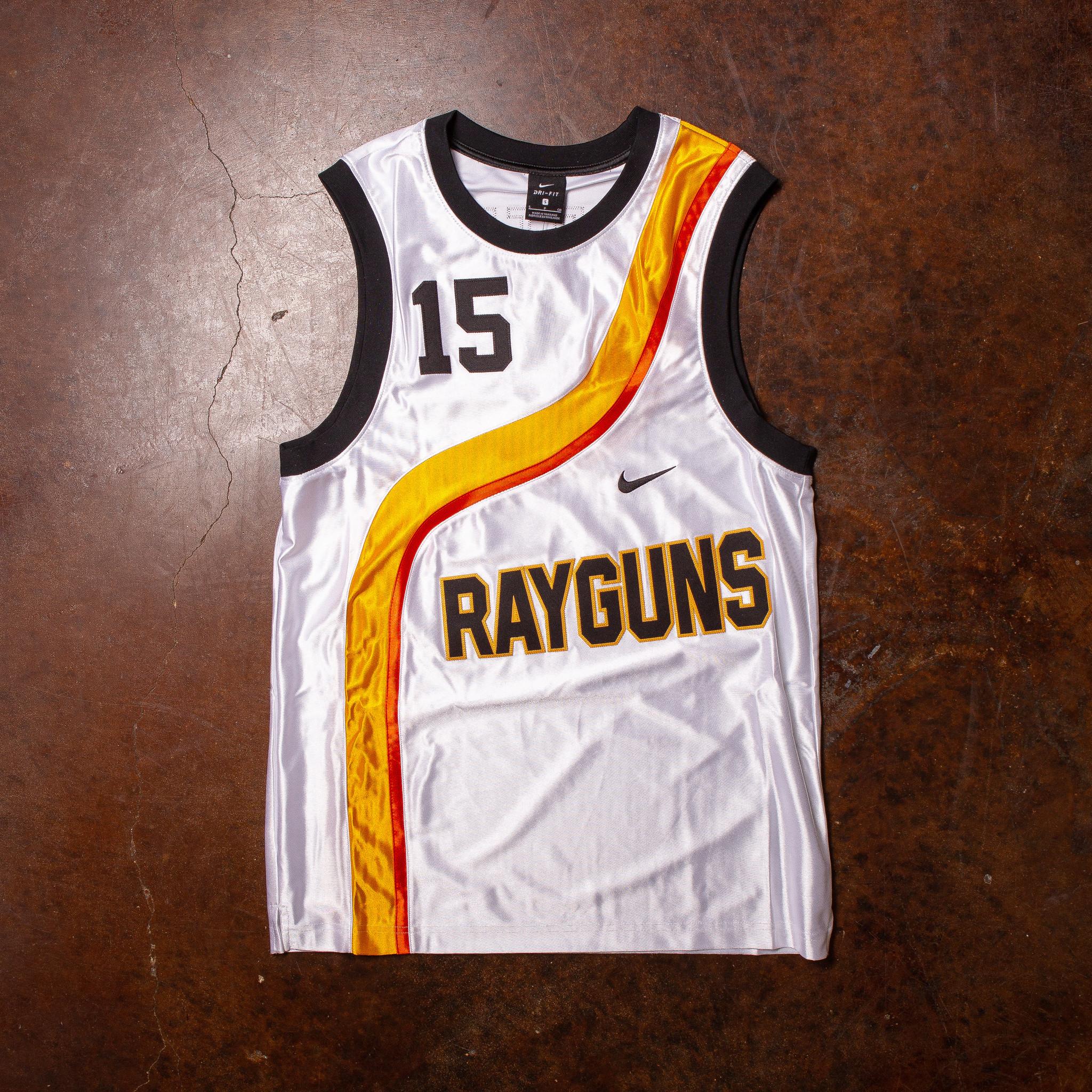 Nike Nike Raygun Jersey White