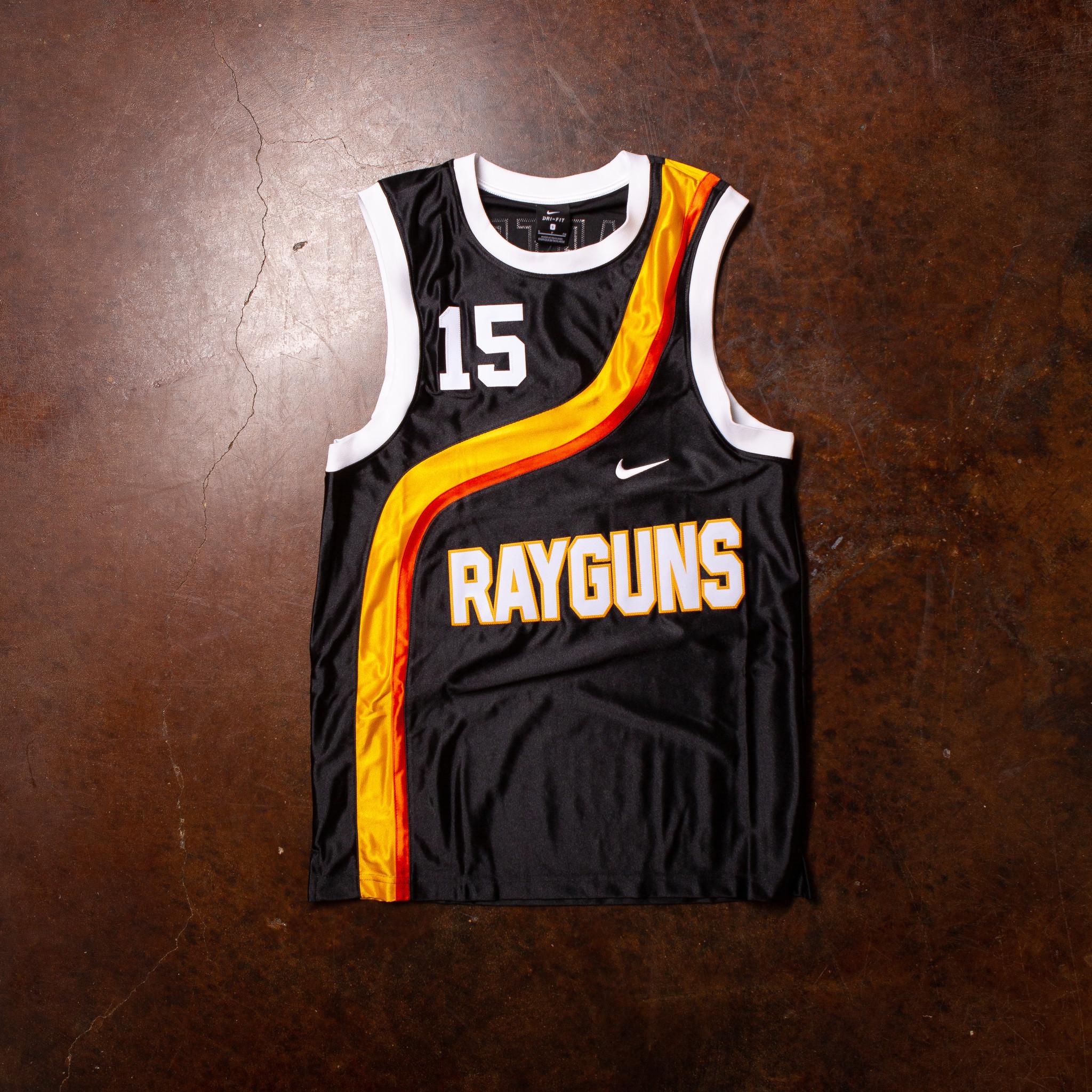 Nike Nike Raygun Jersey Black