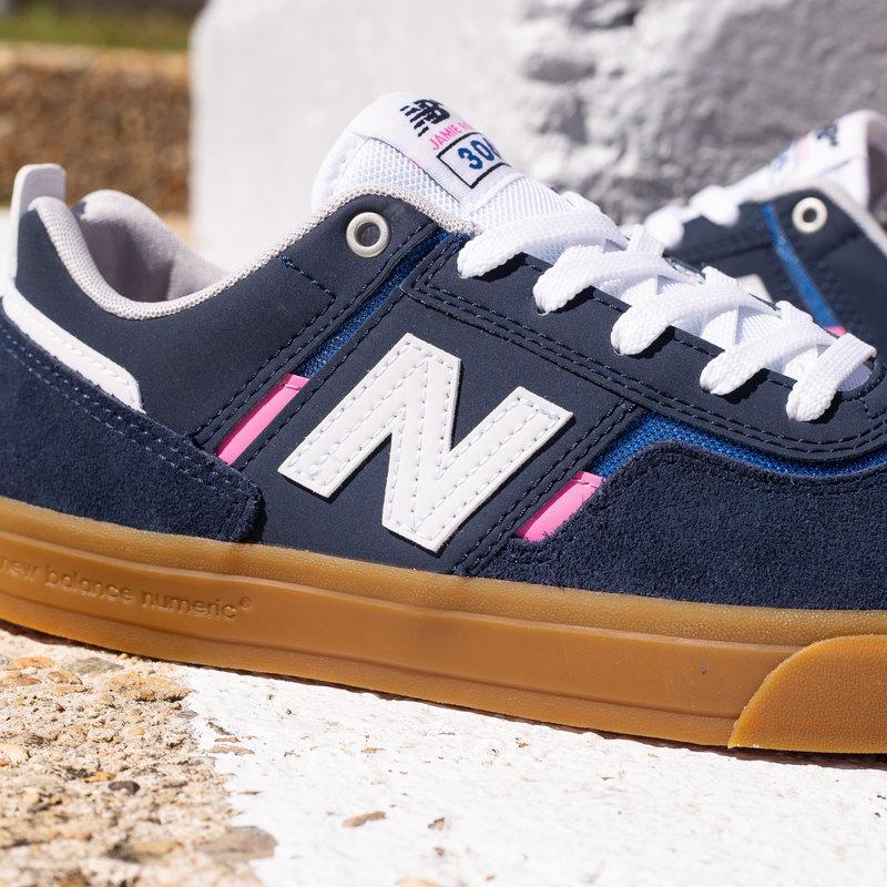 New Balance 306 Jamie Foy navy gum pink