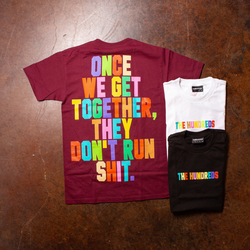 The Hundreds Once Tee