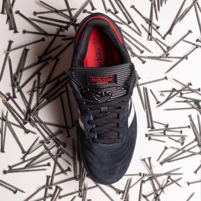 adidas Busenitz black white red