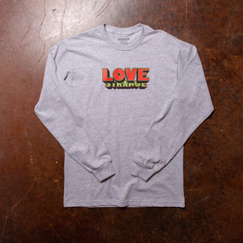Strangelove Love Long-Sleeve Heather Grey