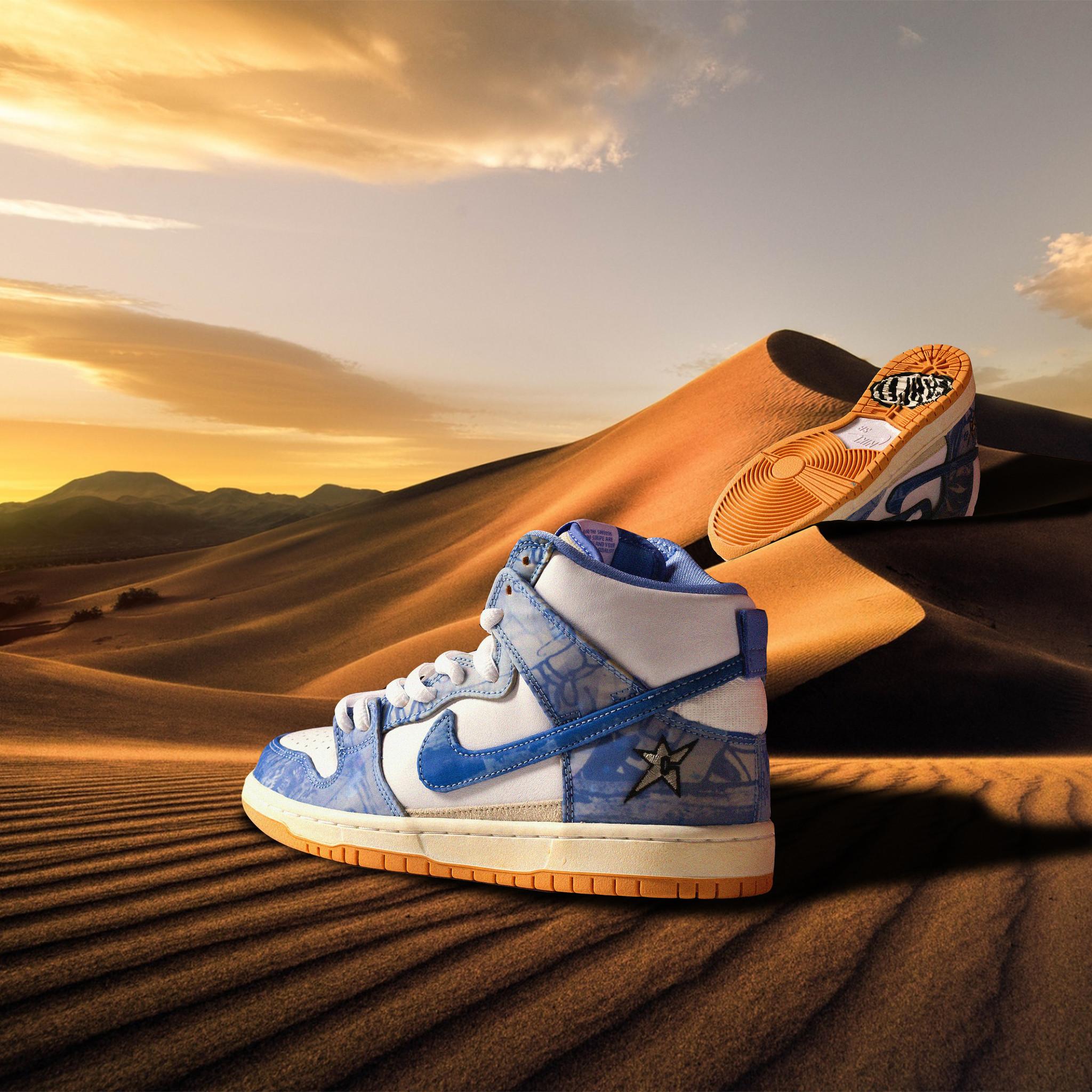 Nike SB Nike SB x Carpet Company Dunk High