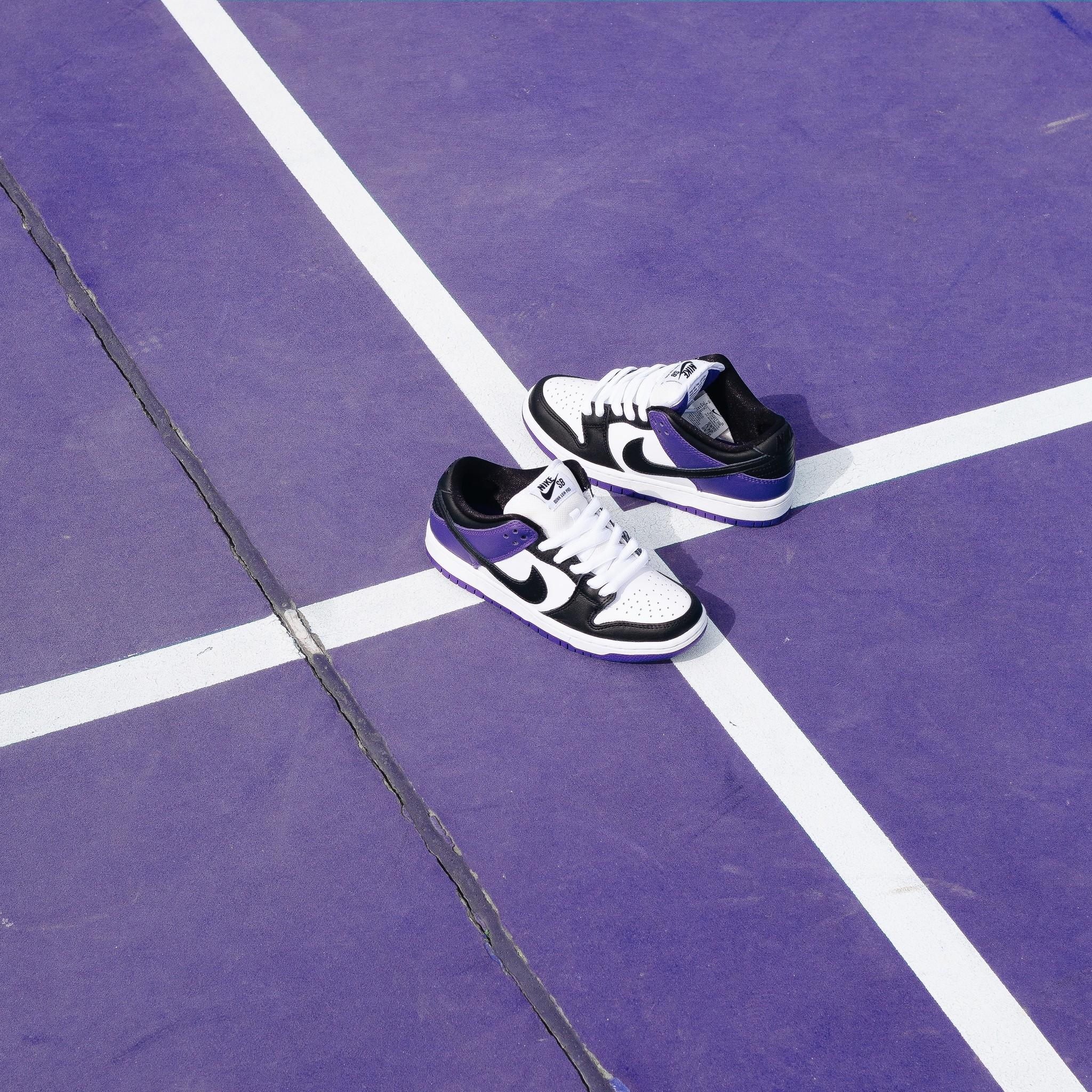 Nike SB Nike SB Dunk Low 'Court Purple'