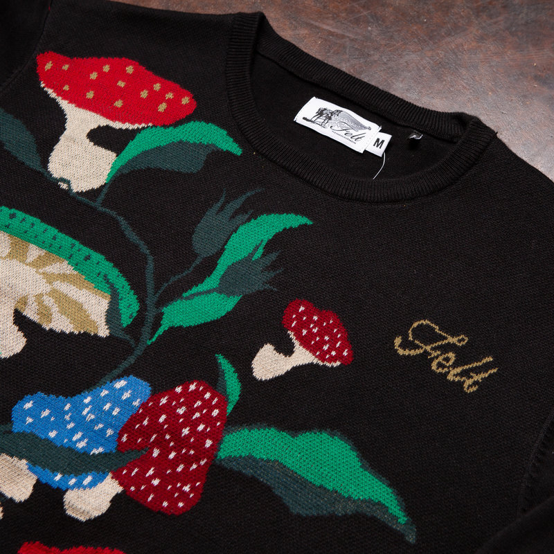 FELT Kinoko Sweater