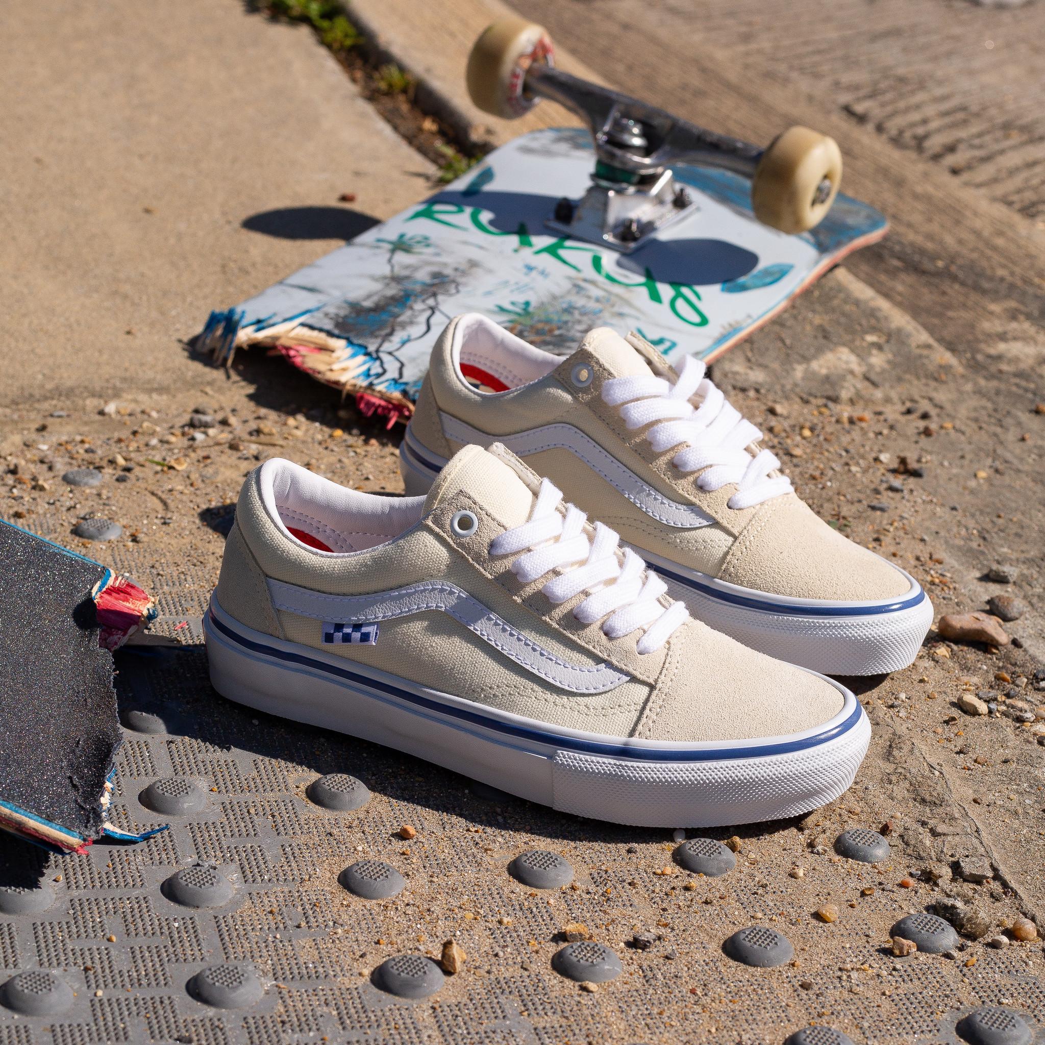 Vans Skate Old Skool Off White