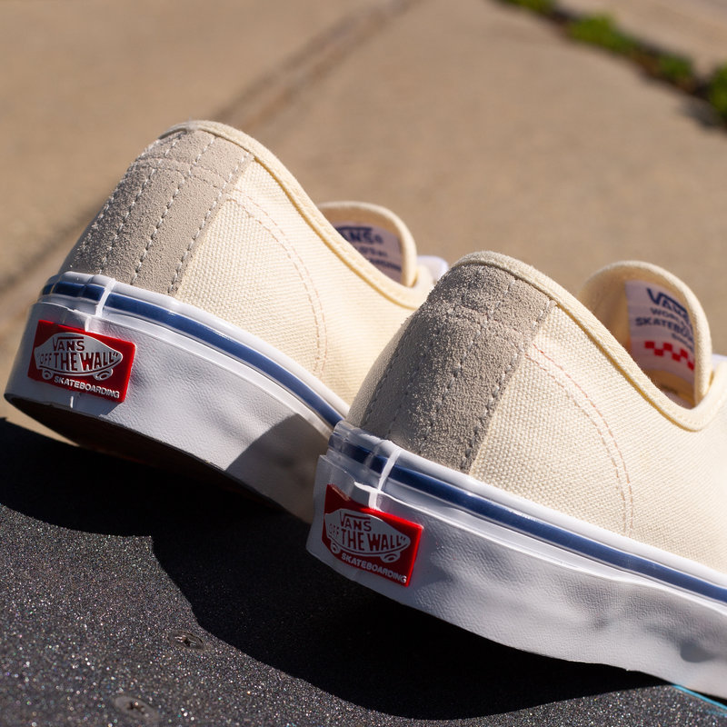 Vans Skate Authentic Off White